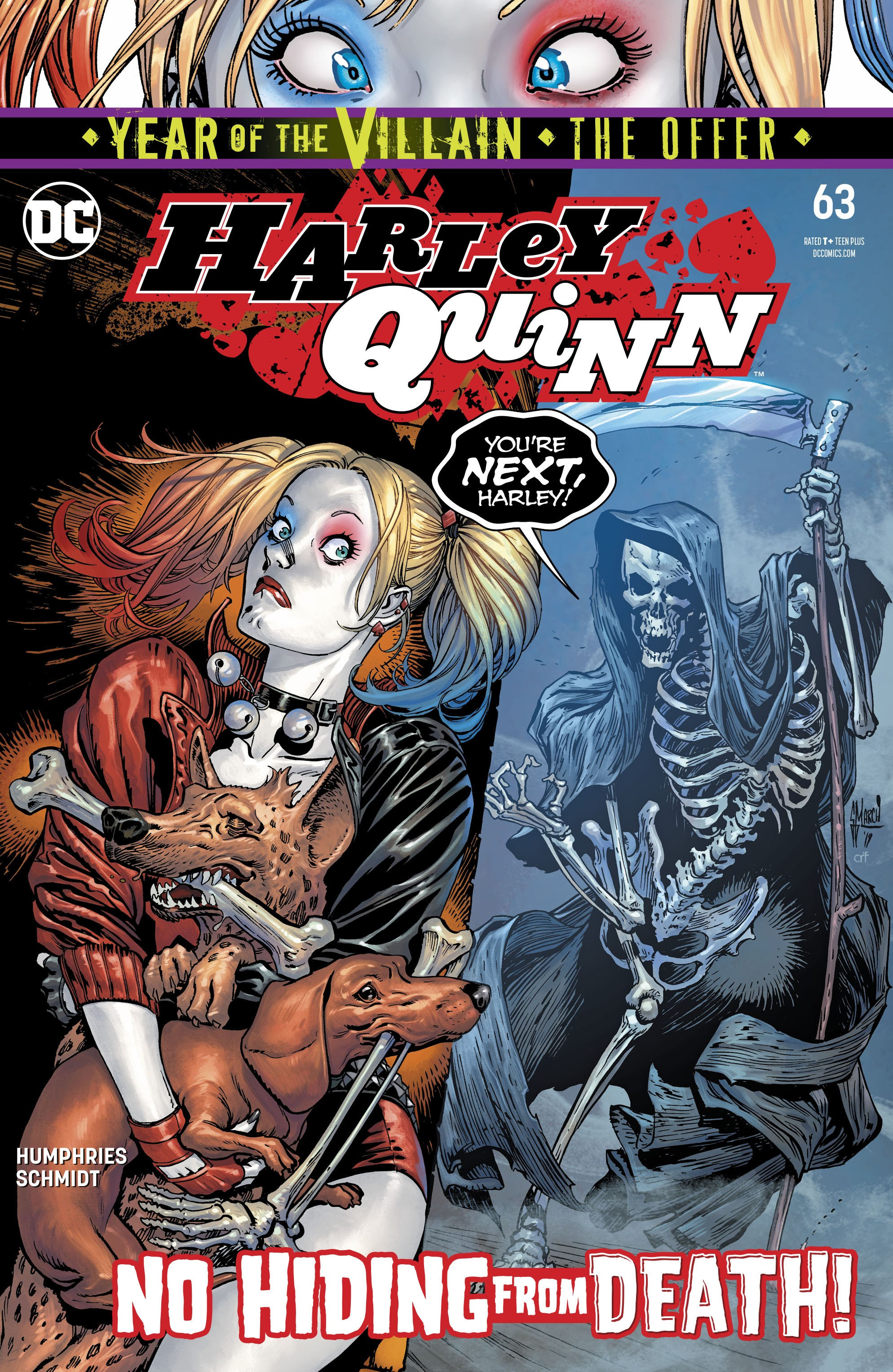 Harley Quinn (2016) 63 Page 1