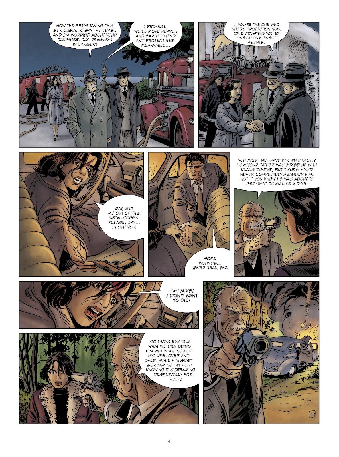 Read online Sherman comic -  Issue #6 - 41