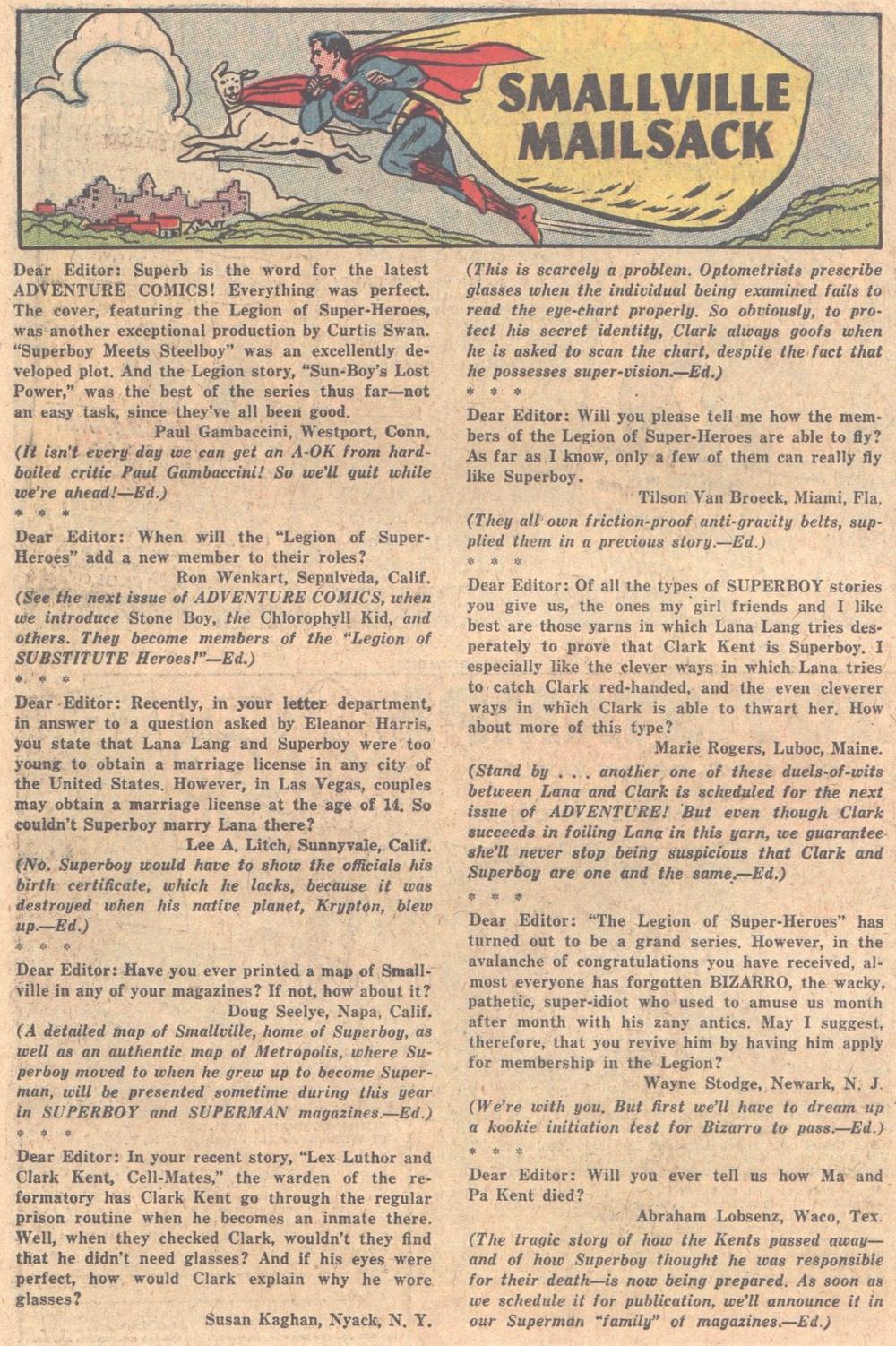 Read online Adventure Comics (1938) comic -  Issue #305 - 16