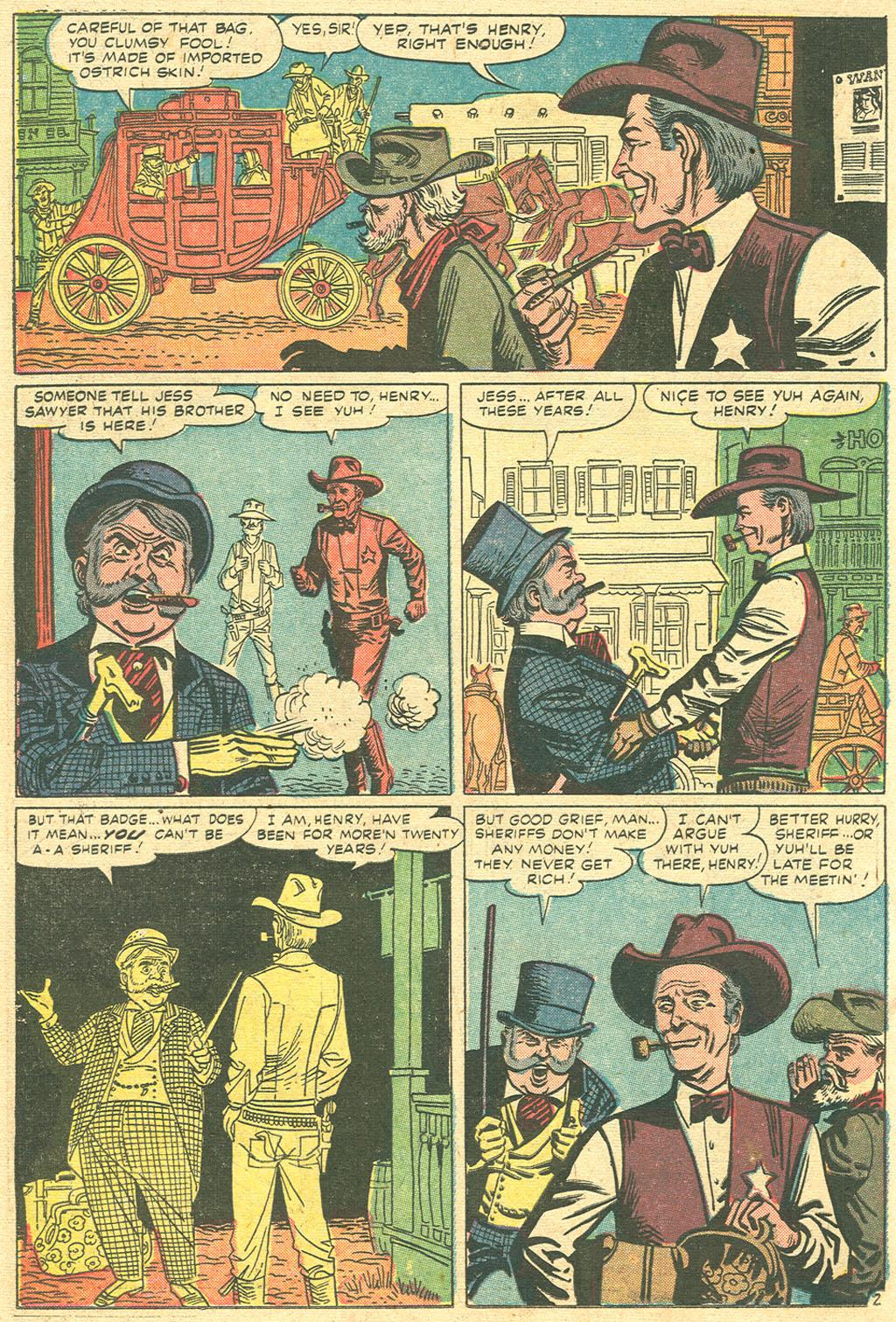 Read online Two-Gun Kid comic -  Issue #36 - 22