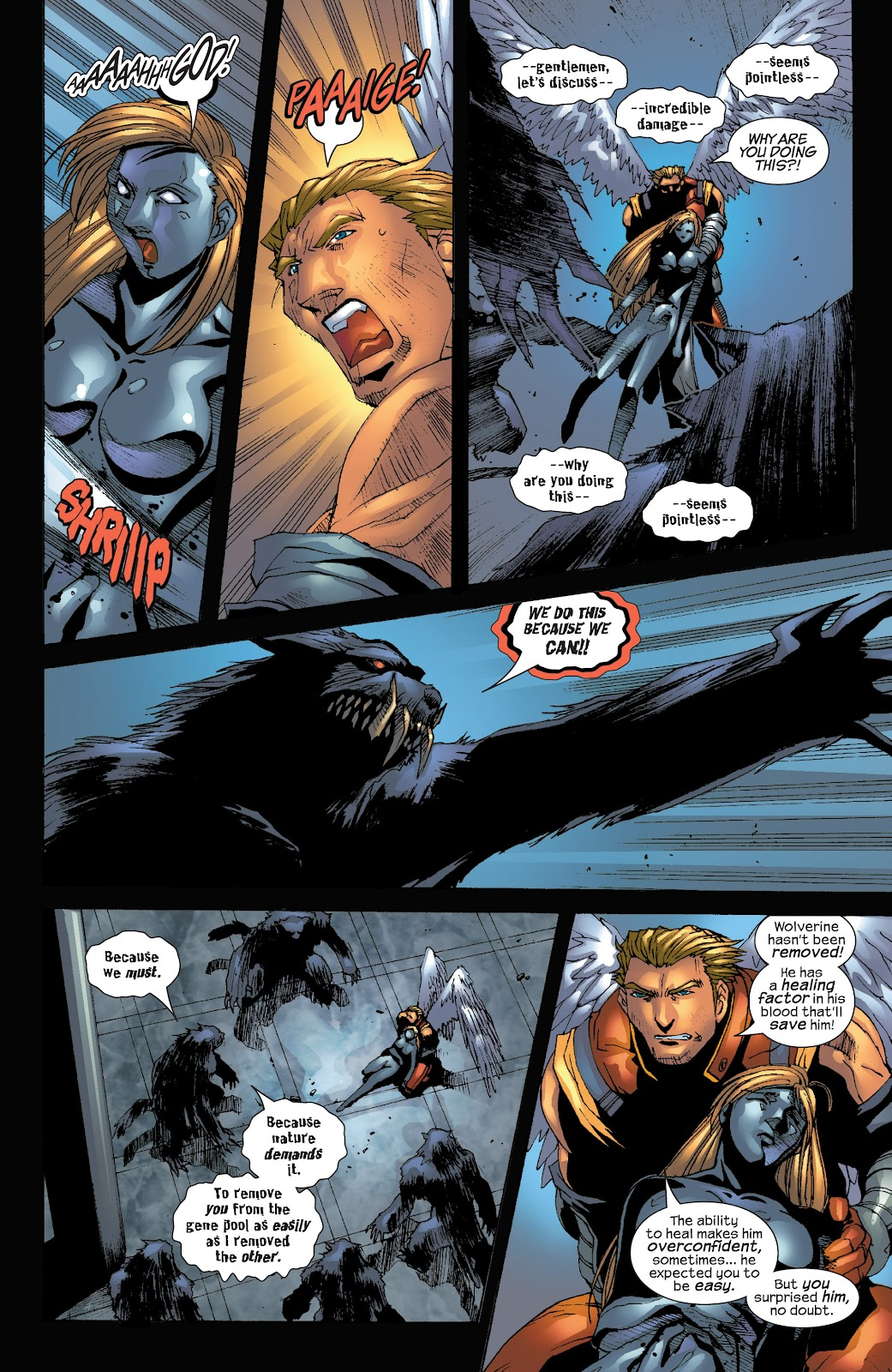 Uncanny X-Men (1963) issue 418 - Page 17