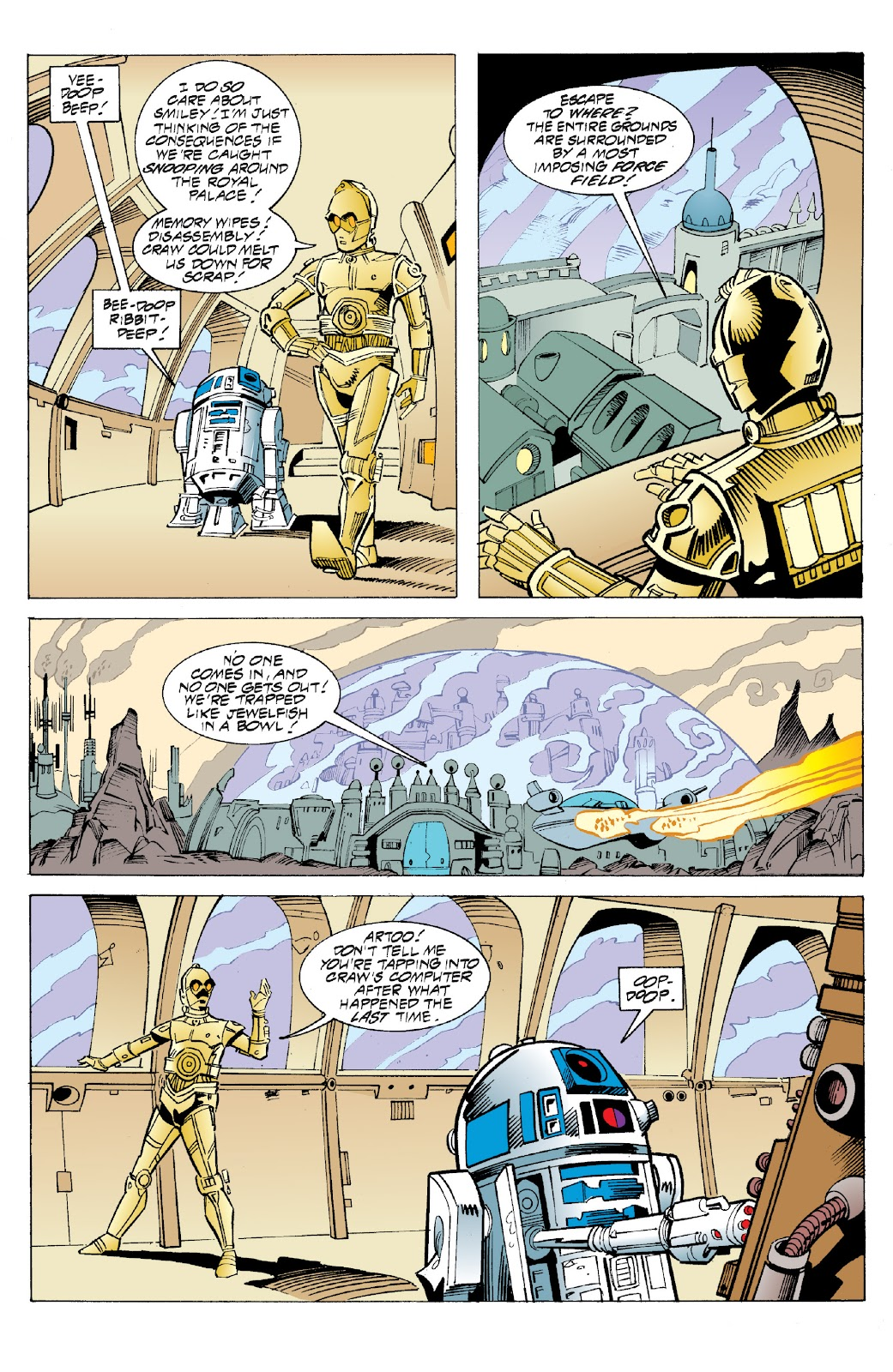 Read online Star Wars Legends Epic Collection: The Empire comic -  Issue # TPB 5 (Part 4) - 20