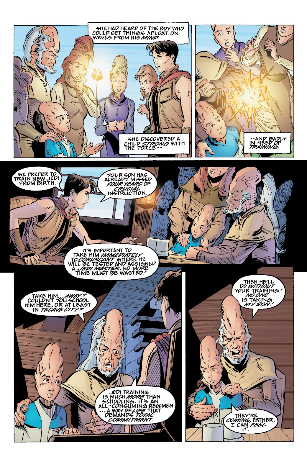 Read online Star Wars Legends: Rise of the Sith - Epic Collection comic -  Issue # TPB 1 (Part 1) - 65