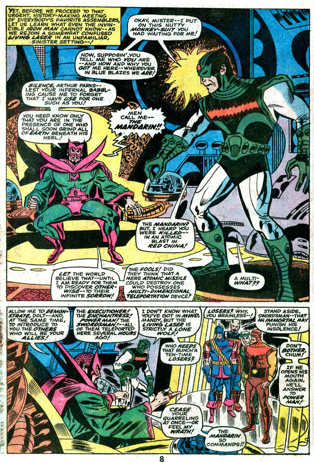 Giant-Size Avengers (1974) issue 5 - Page 7