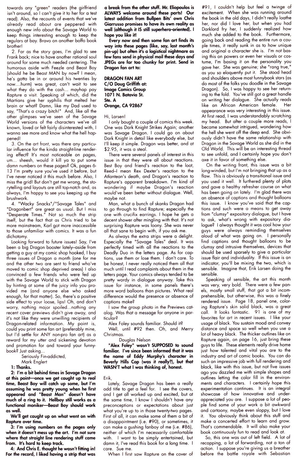 The Savage Dragon (1993) Issue #93 #96 - English 24