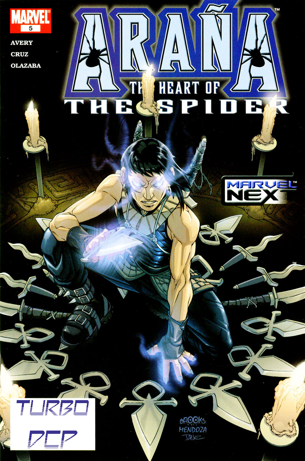 Read online Araña: Heart of the Spider comic -  Issue #5 - 1