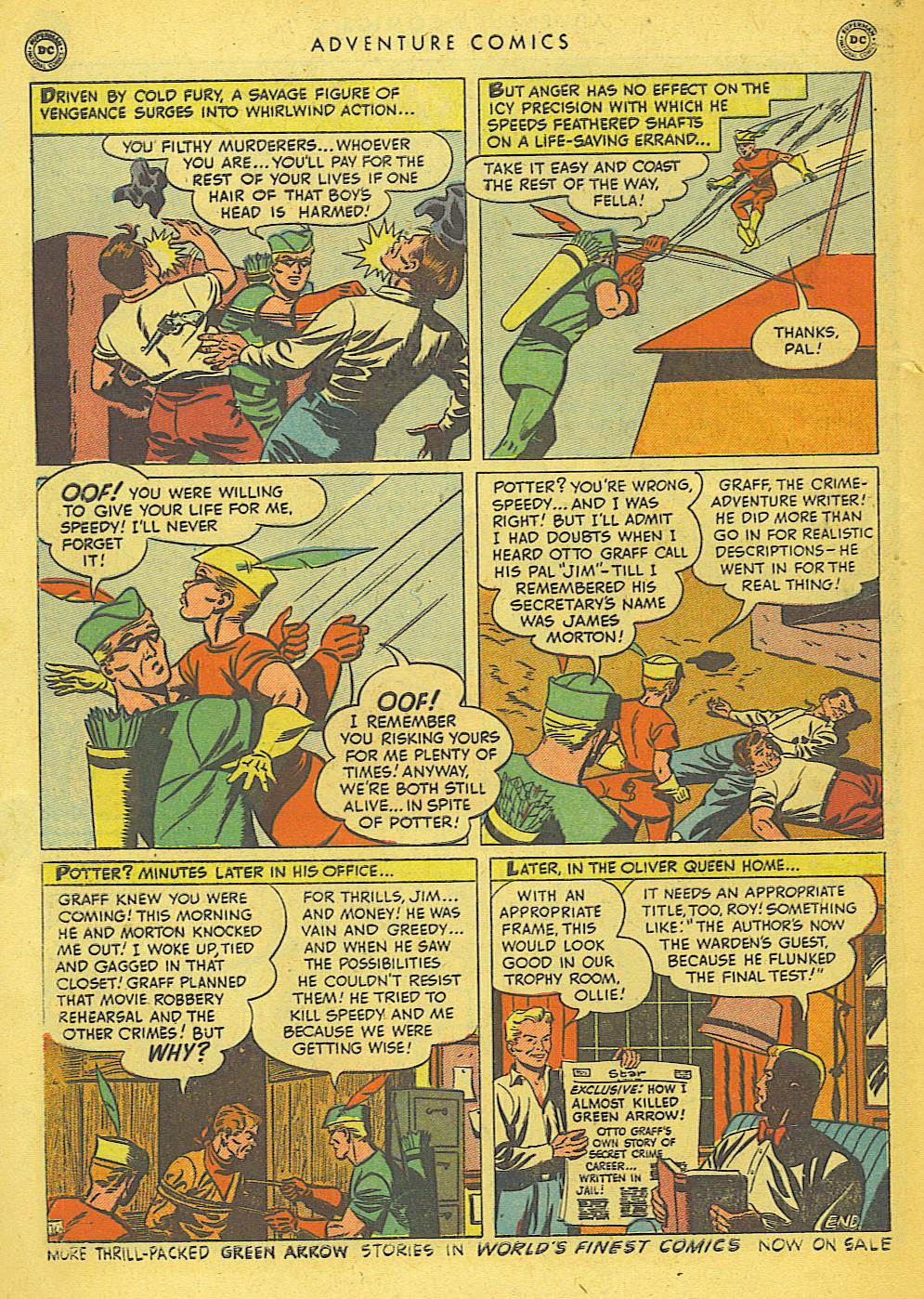 Read online Adventure Comics (1938) comic -  Issue #155 - 48