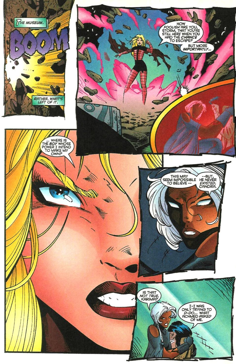 X-Men (1991) 61 Page 18