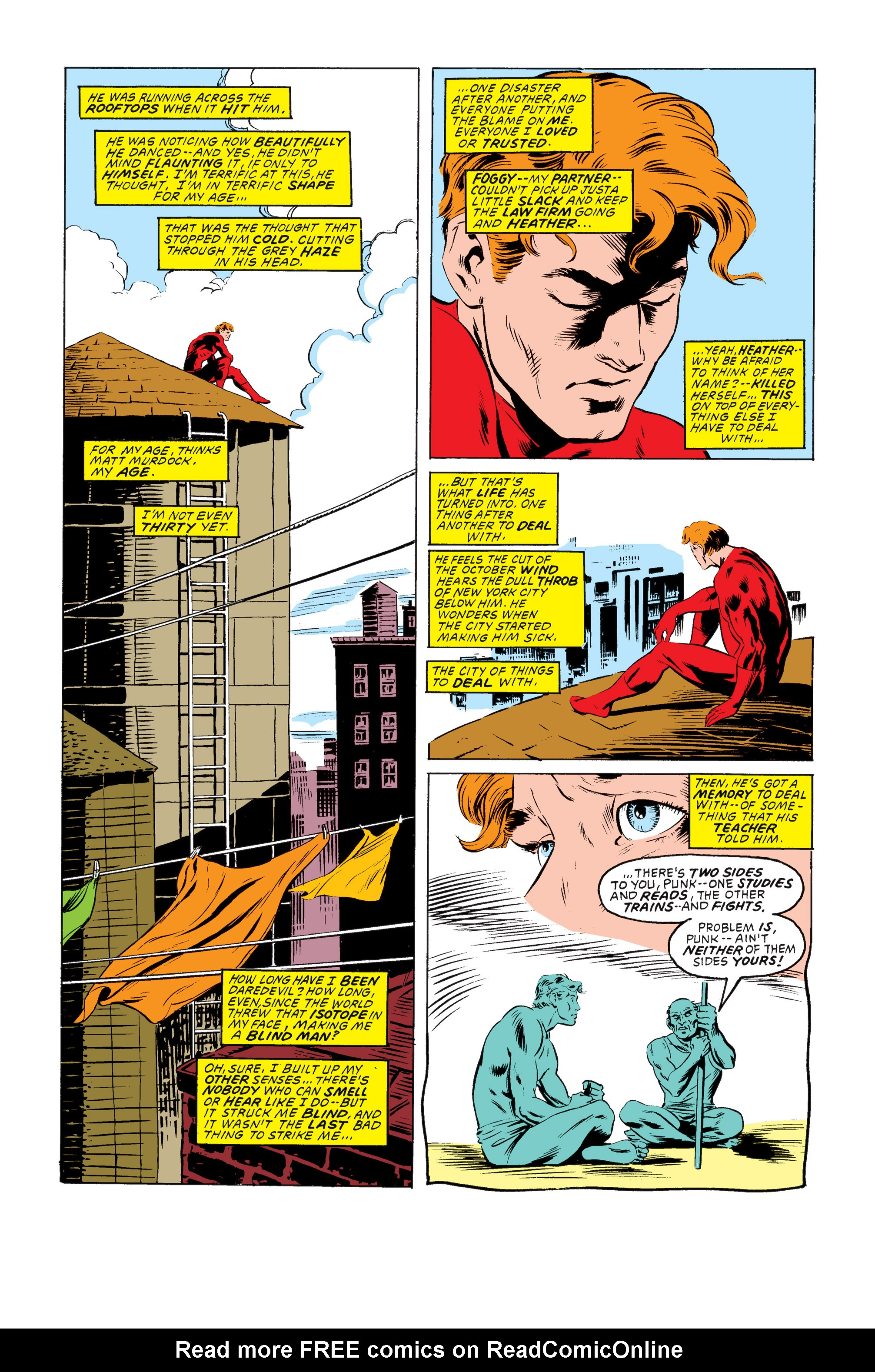 Read online Daredevil: Born Again comic -  Issue # Full - 7