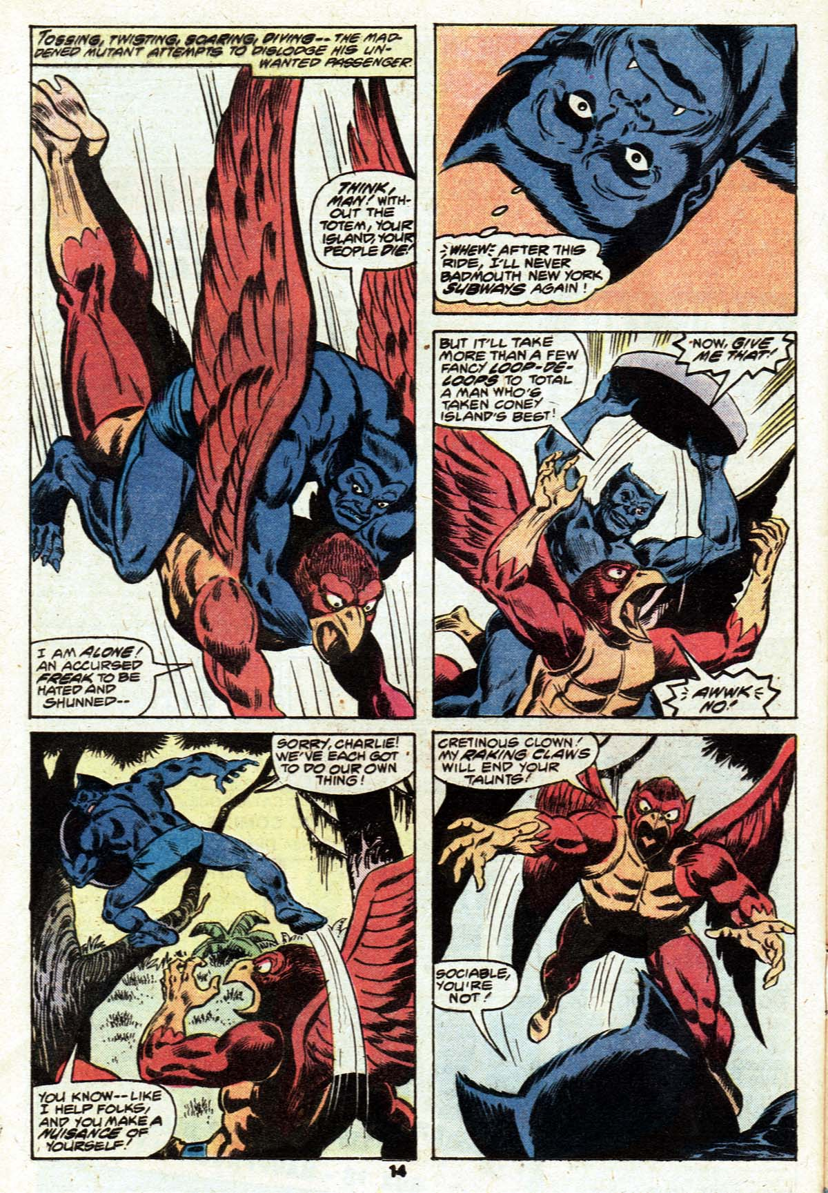The Avengers (1963) 180 Page 8