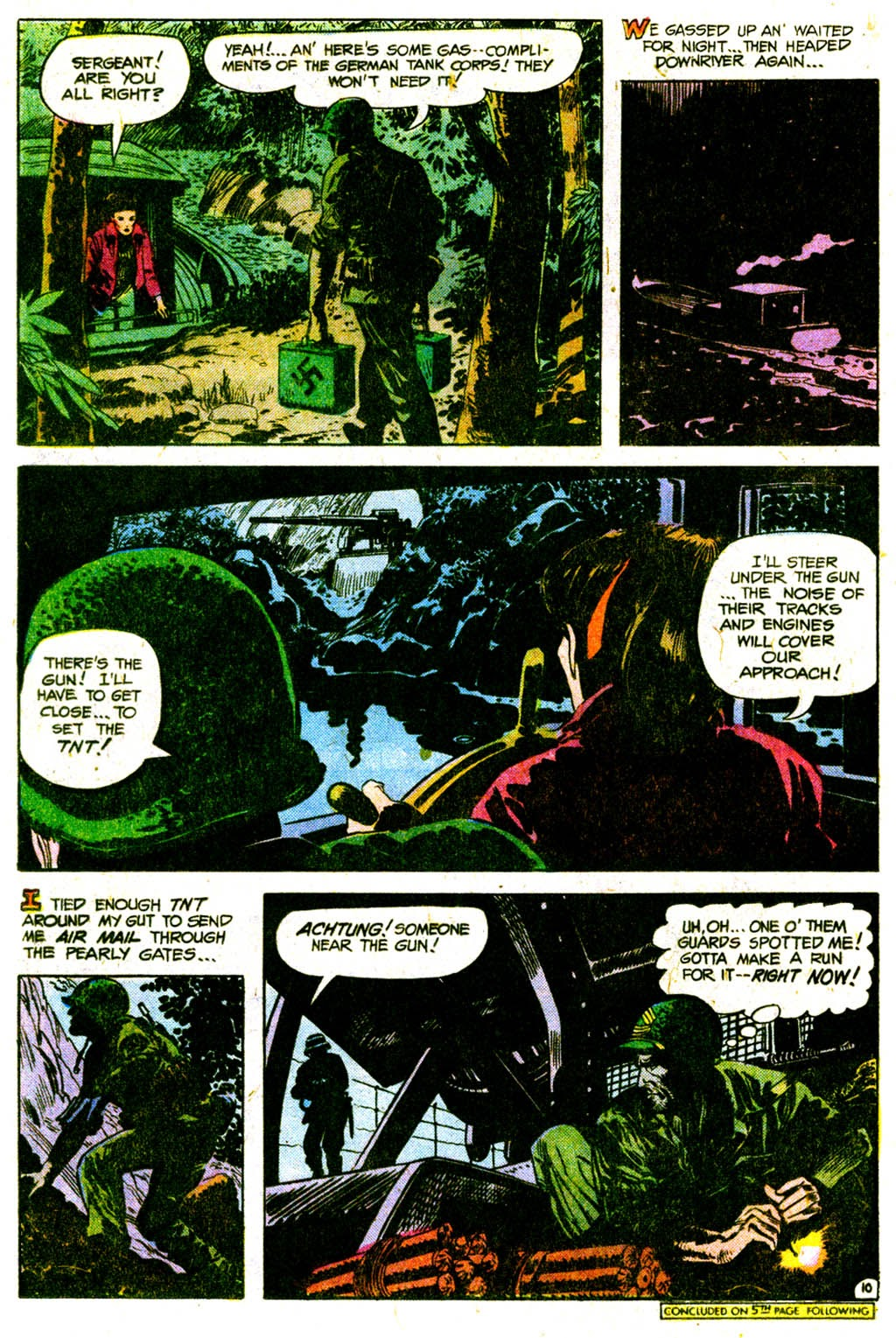 Read online Sgt. Rock comic -  Issue #311 - 15