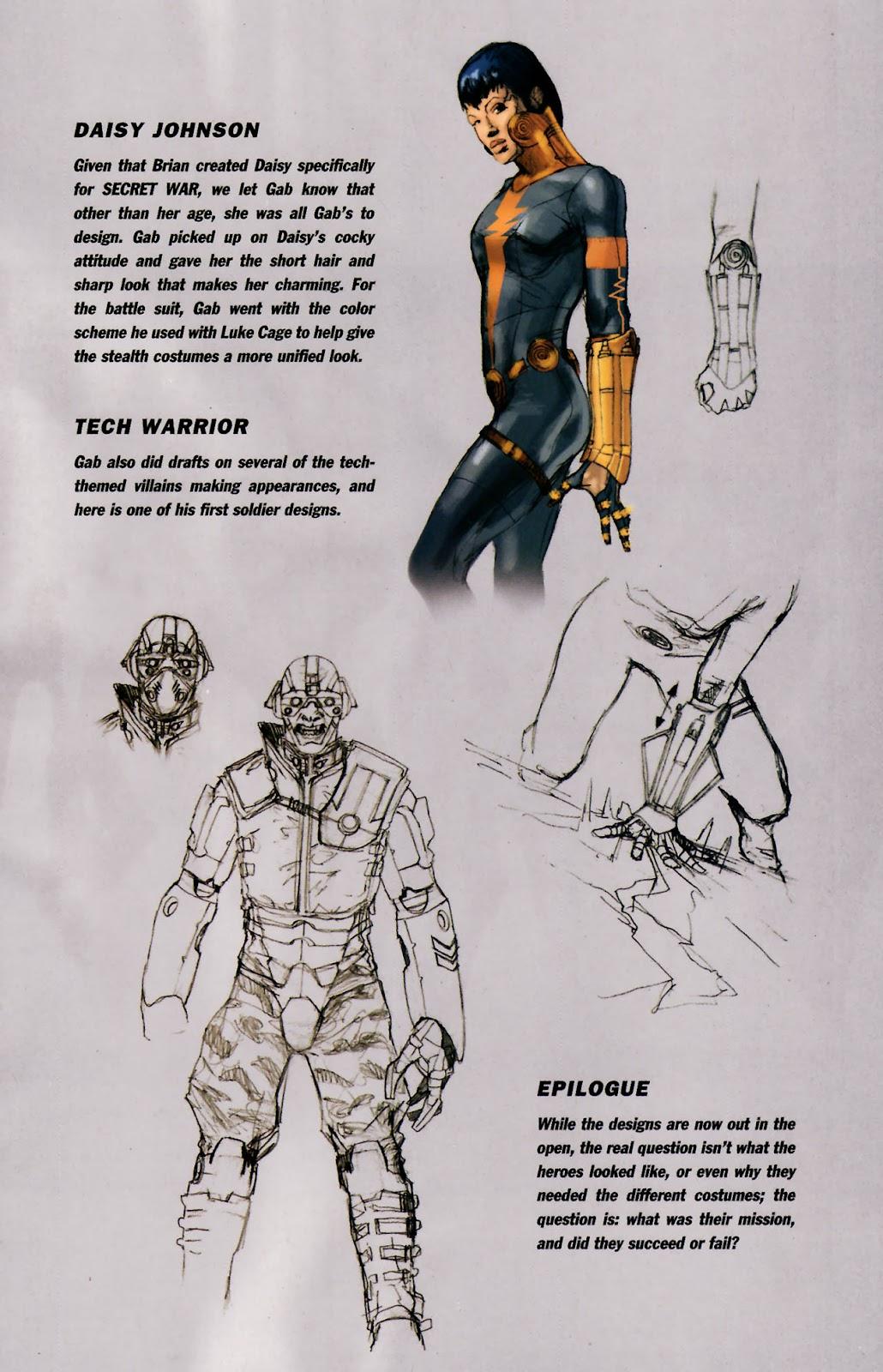 Read online Secret War comic -  Issue #3 - 34