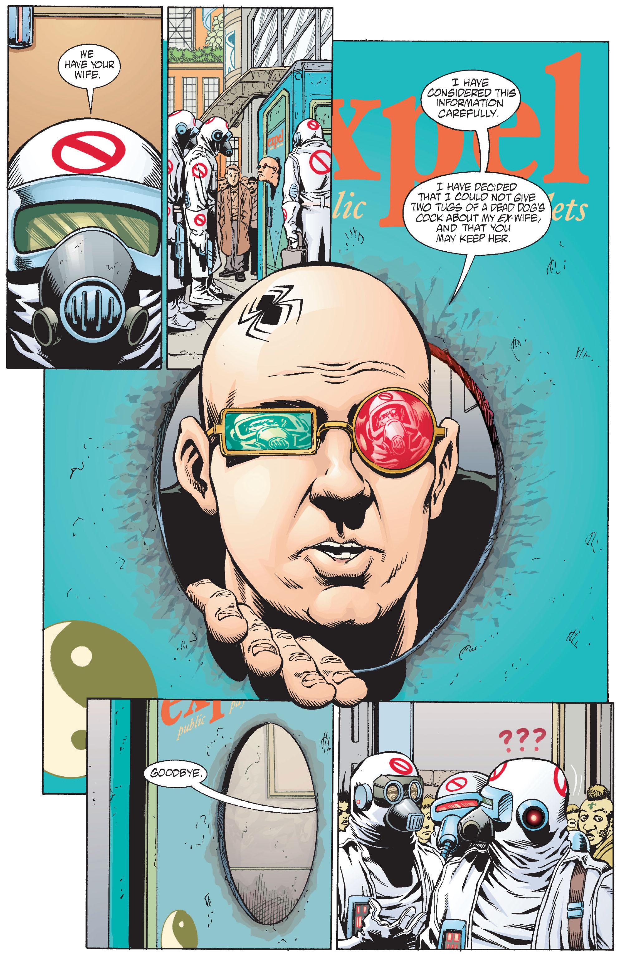 Read online Transmetropolitan comic -  Issue #12 - 7