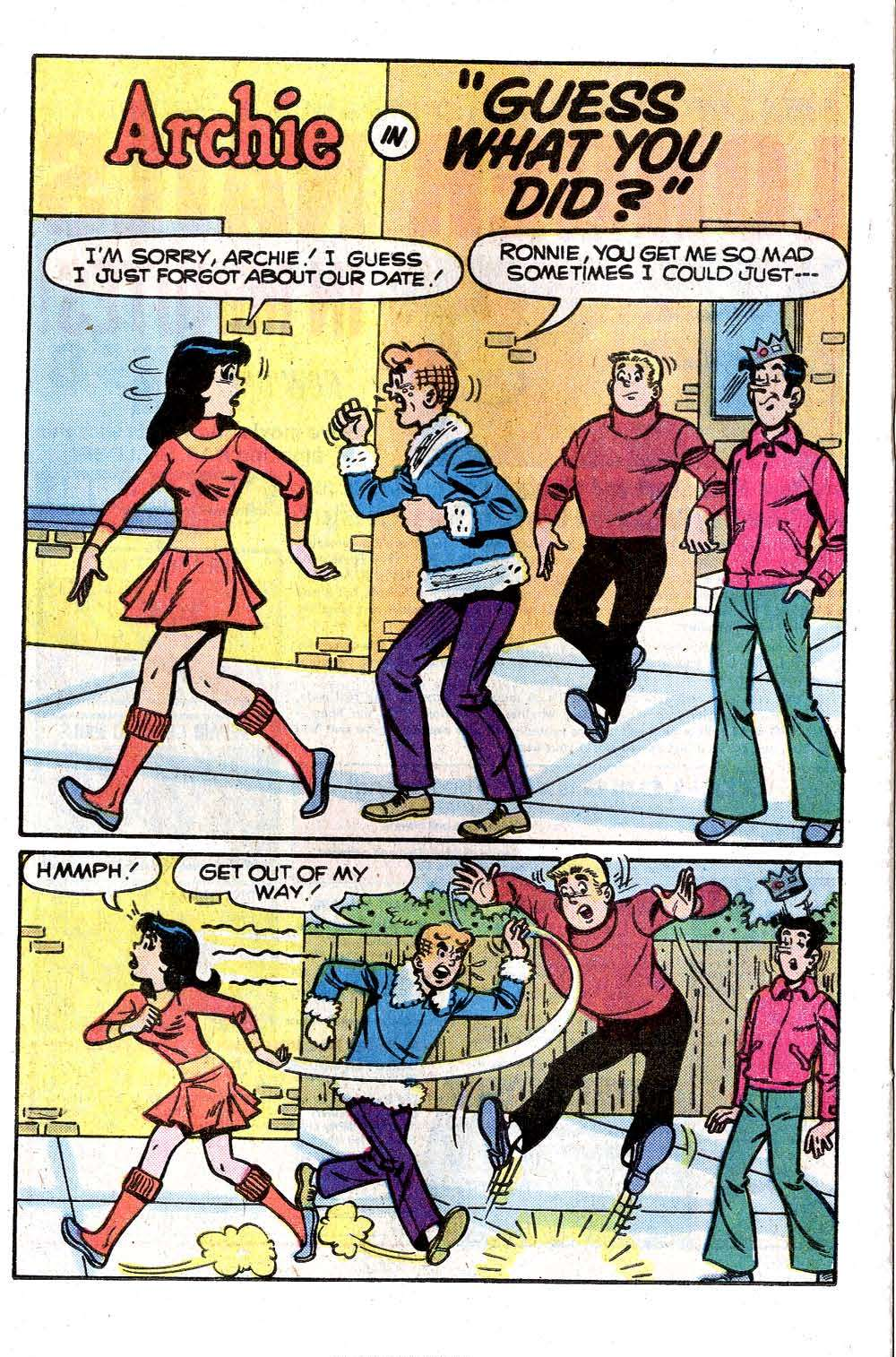 Read online Archie (1960) comic -  Issue #261 - 20