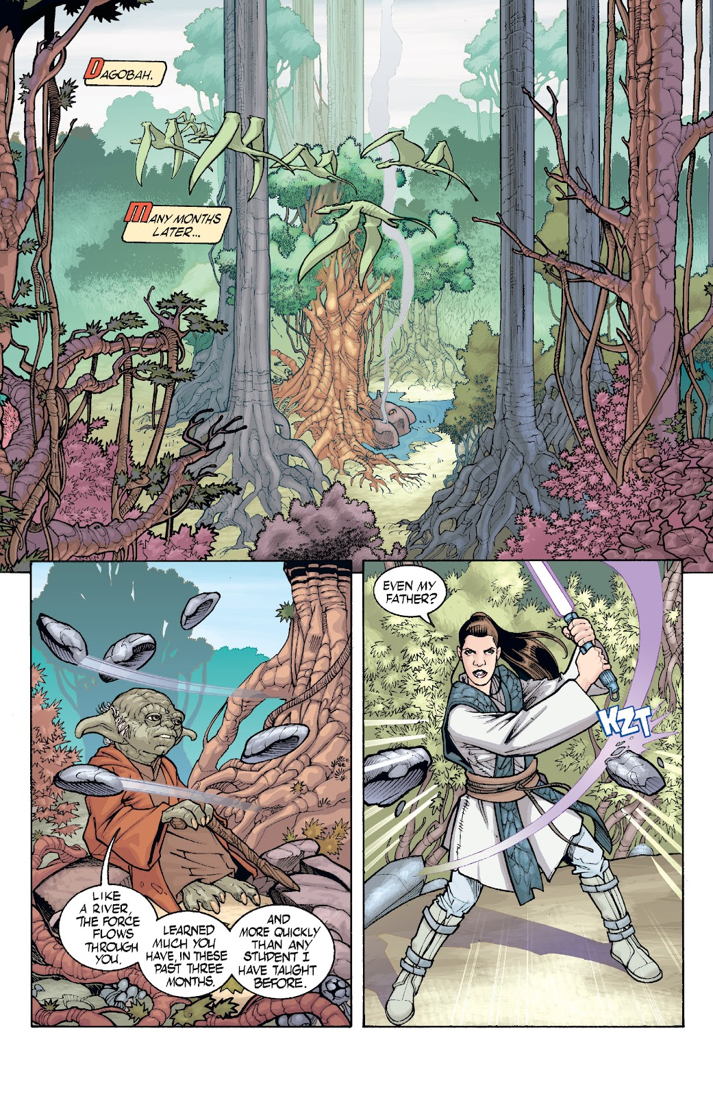 Read online Star Wars Legends: Infinities - Epic Collection comic -  Issue # TPB (Part 2) - 49