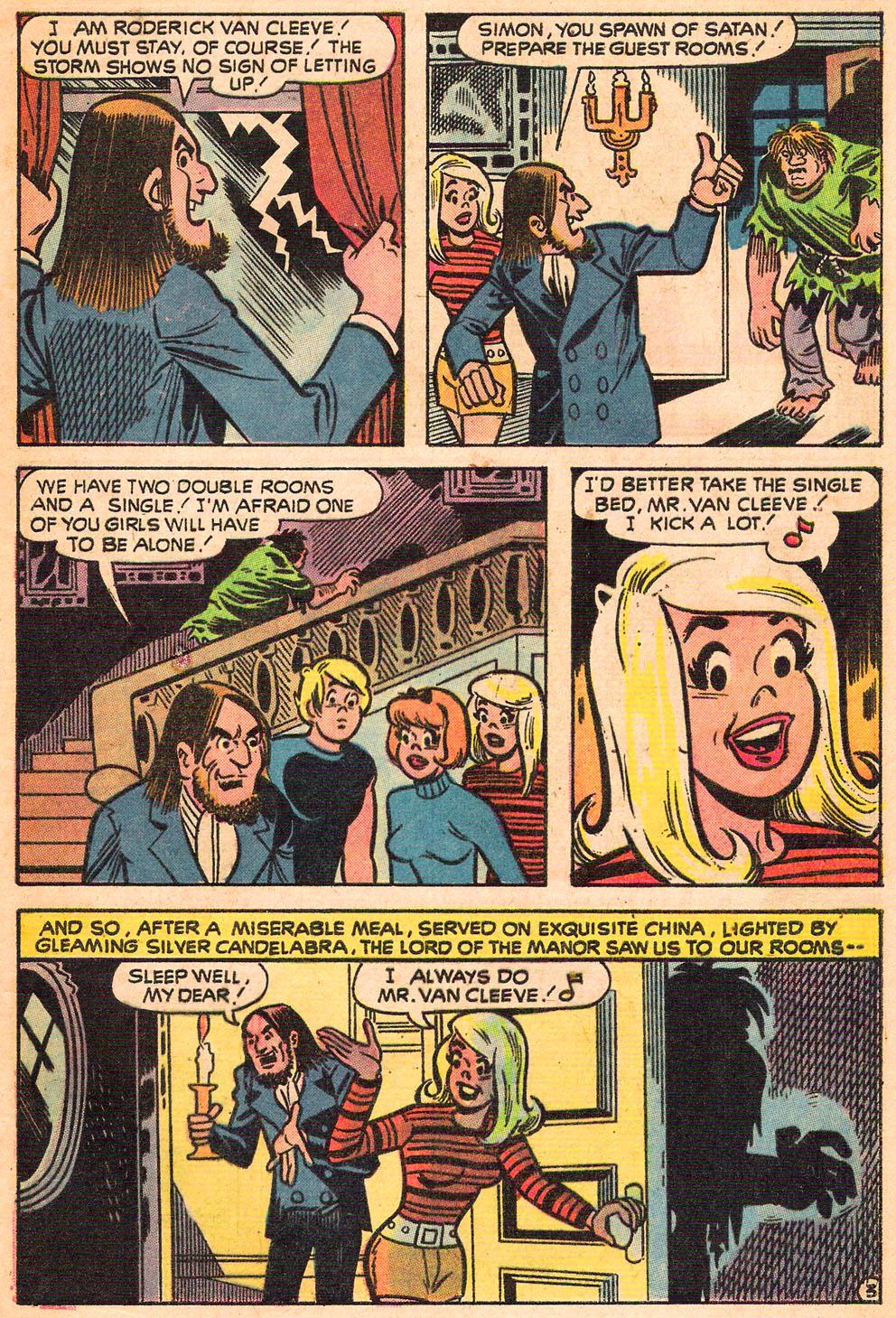 Read online She's Josie comic -  Issue #65 - 5