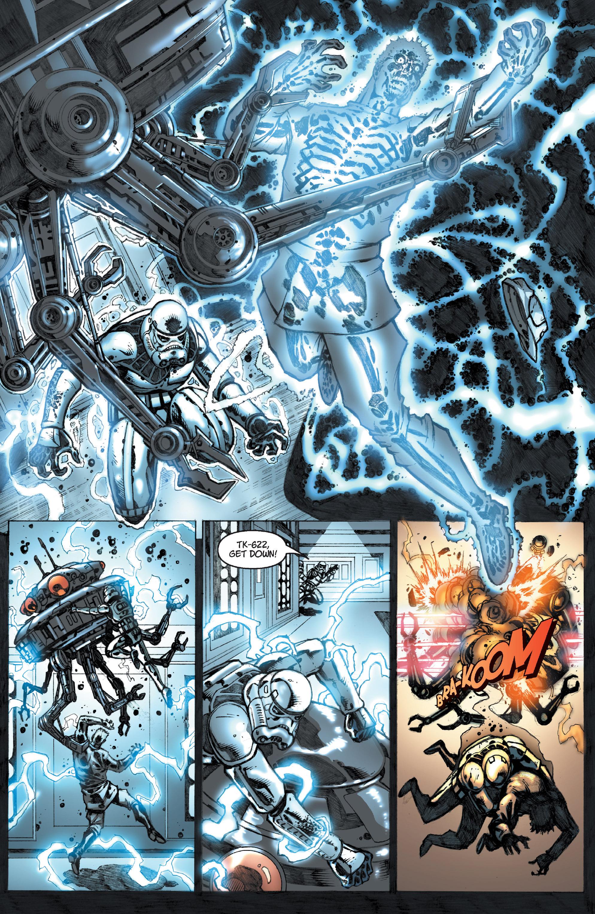 Read online Star Wars Omnibus comic -  Issue # Vol. 17 - 207