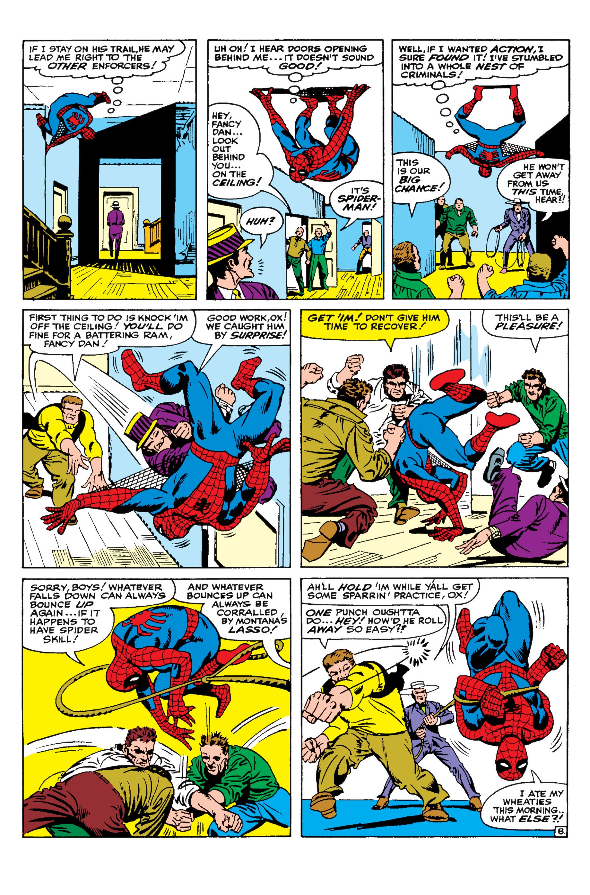 The Amazing Spider-Man (1963) 19 Page 8