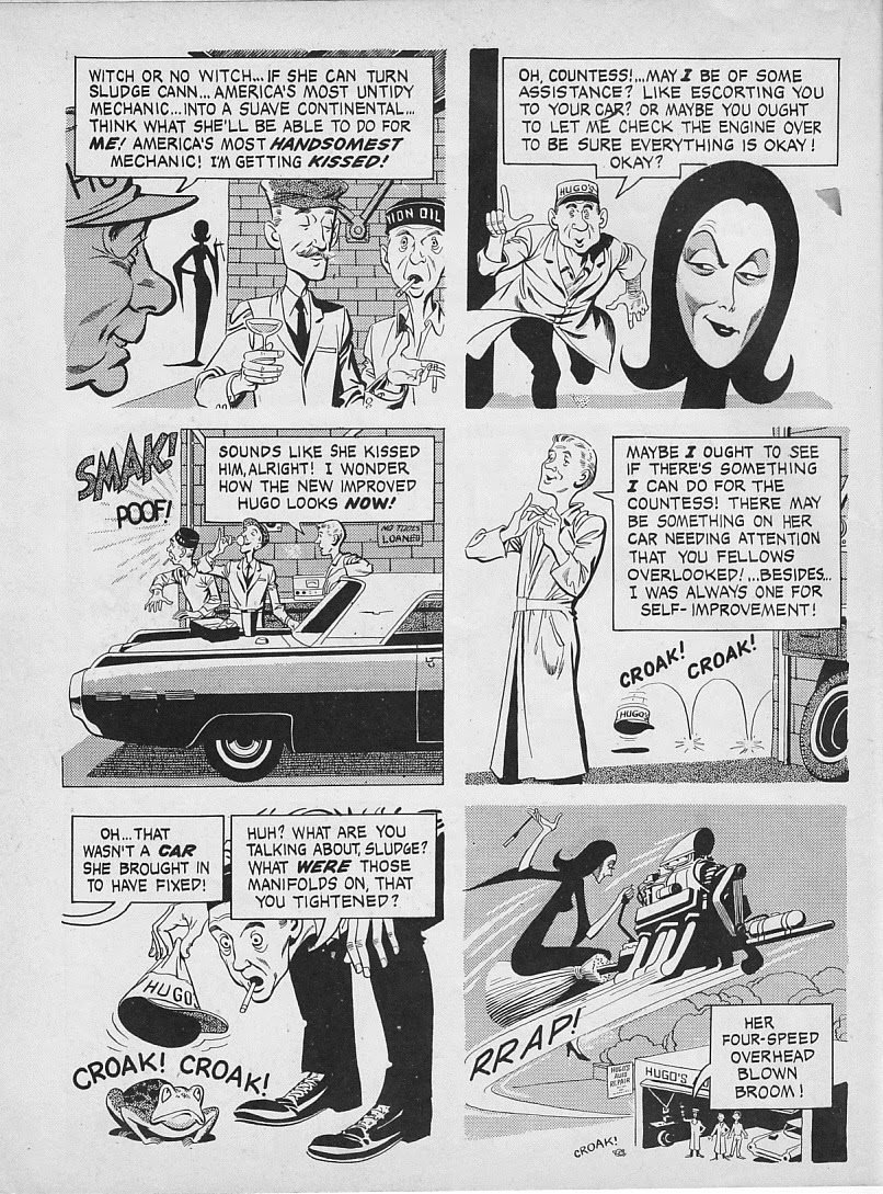 Drag Cartoons issue 1 - Page 24