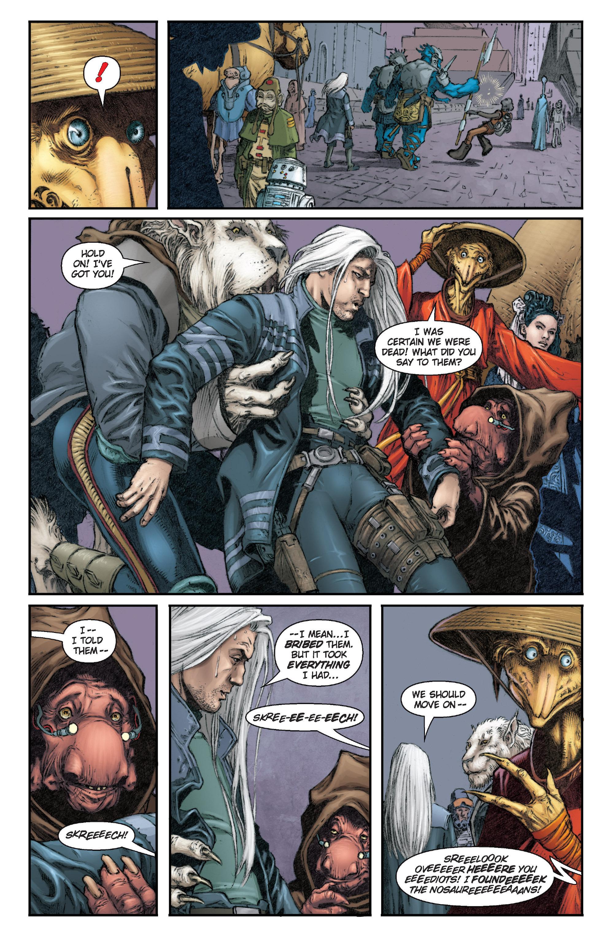 Read online Star Wars Omnibus comic -  Issue # Vol. 31 - 114