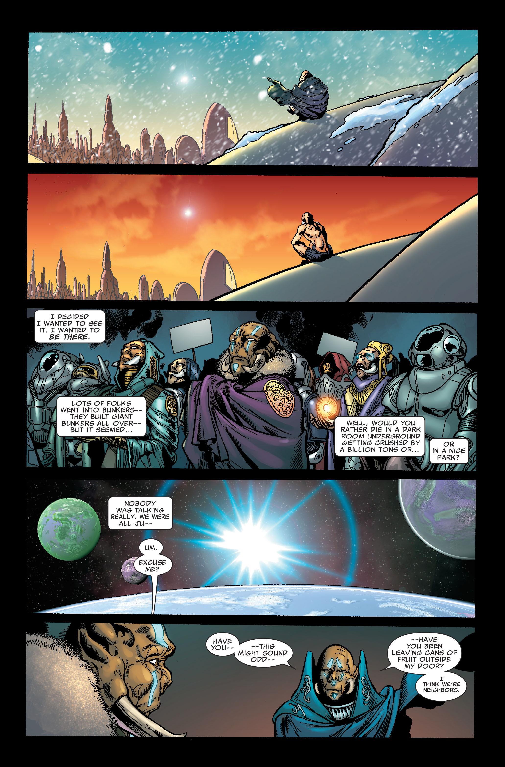 Read online Uncanny X-Men (1963) comic -  Issue #522 - 32