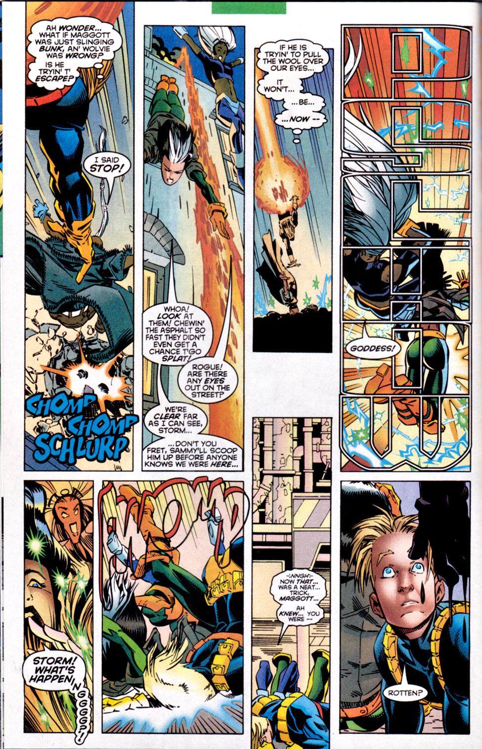 X-Men (1991) 75 Page 11