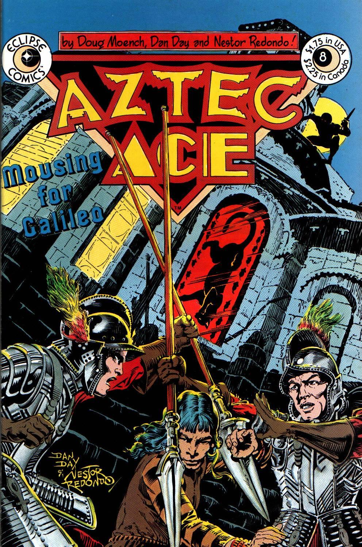 Aztec Ace 8 Page 1