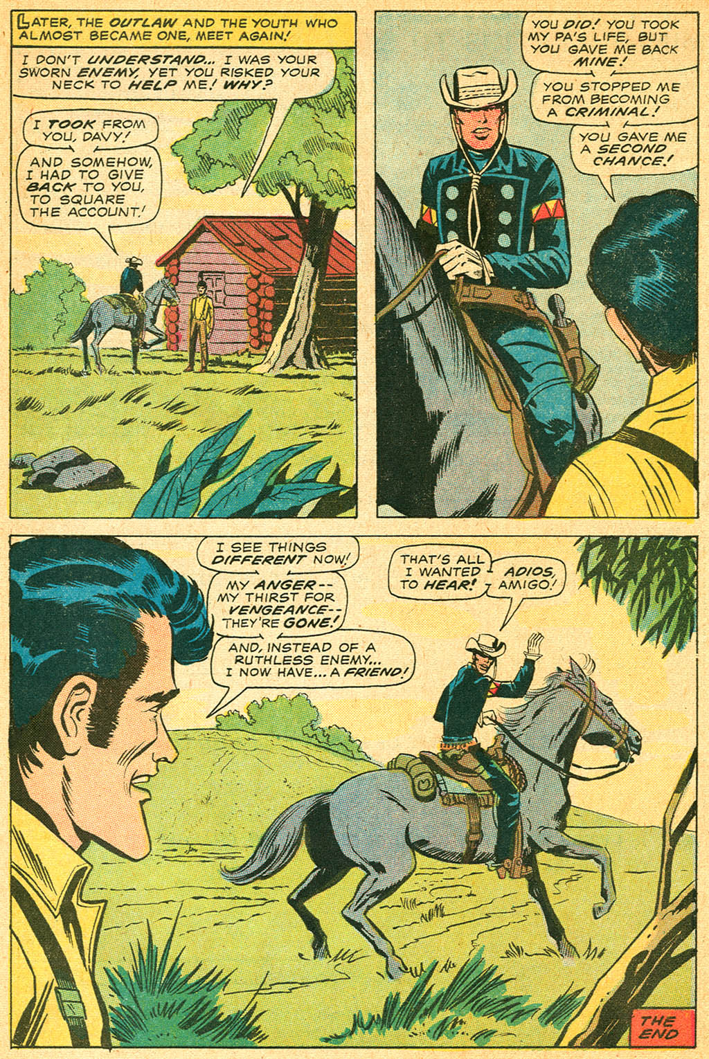 The Rawhide Kid (1955) 77 Page 28