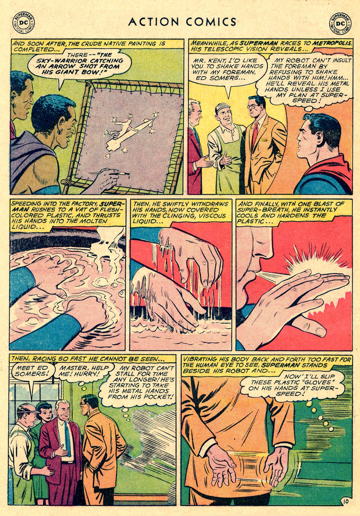 Action Comics (1938) 282 Page 11