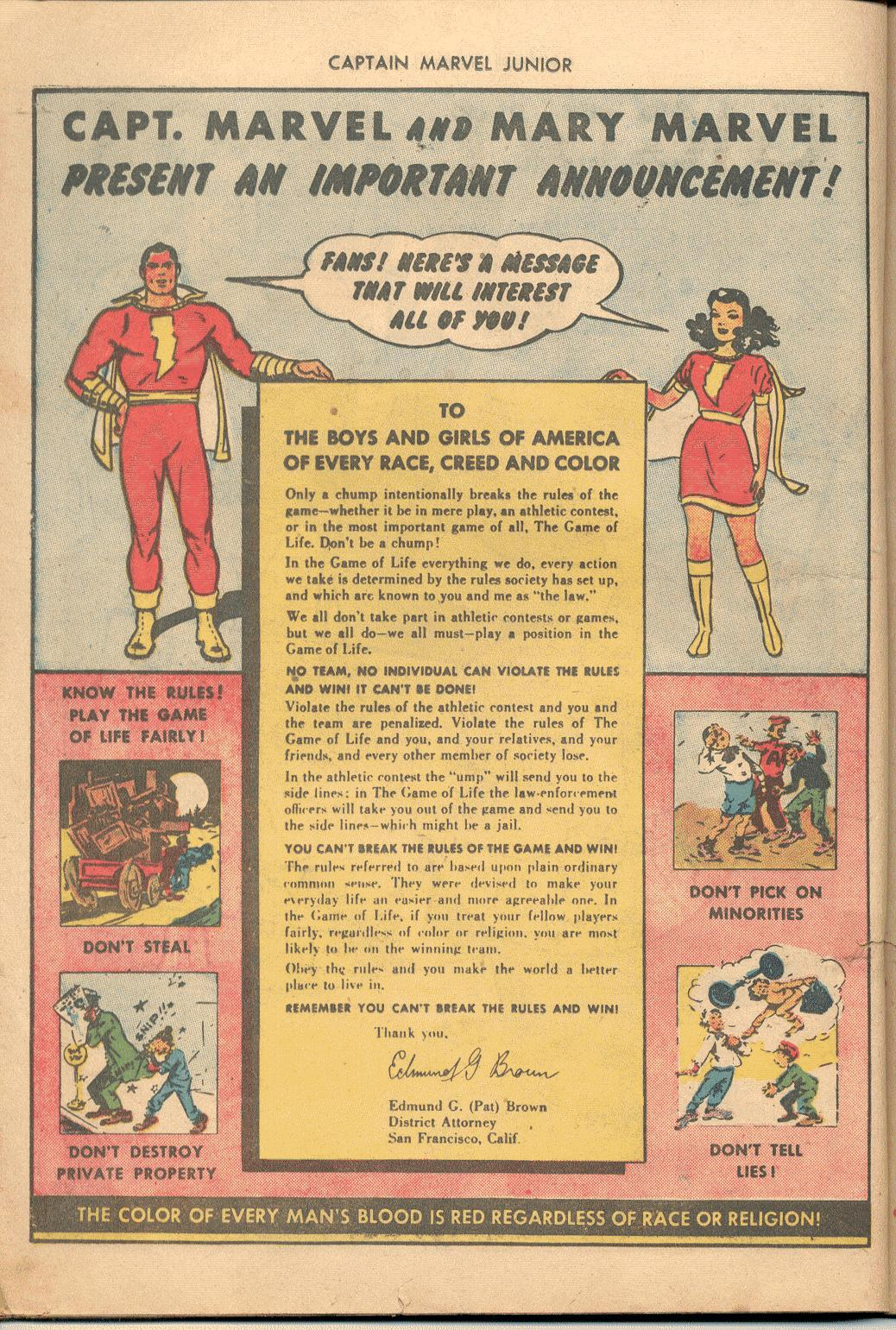 Captain Marvel, Jr. issue 38 - Page 31