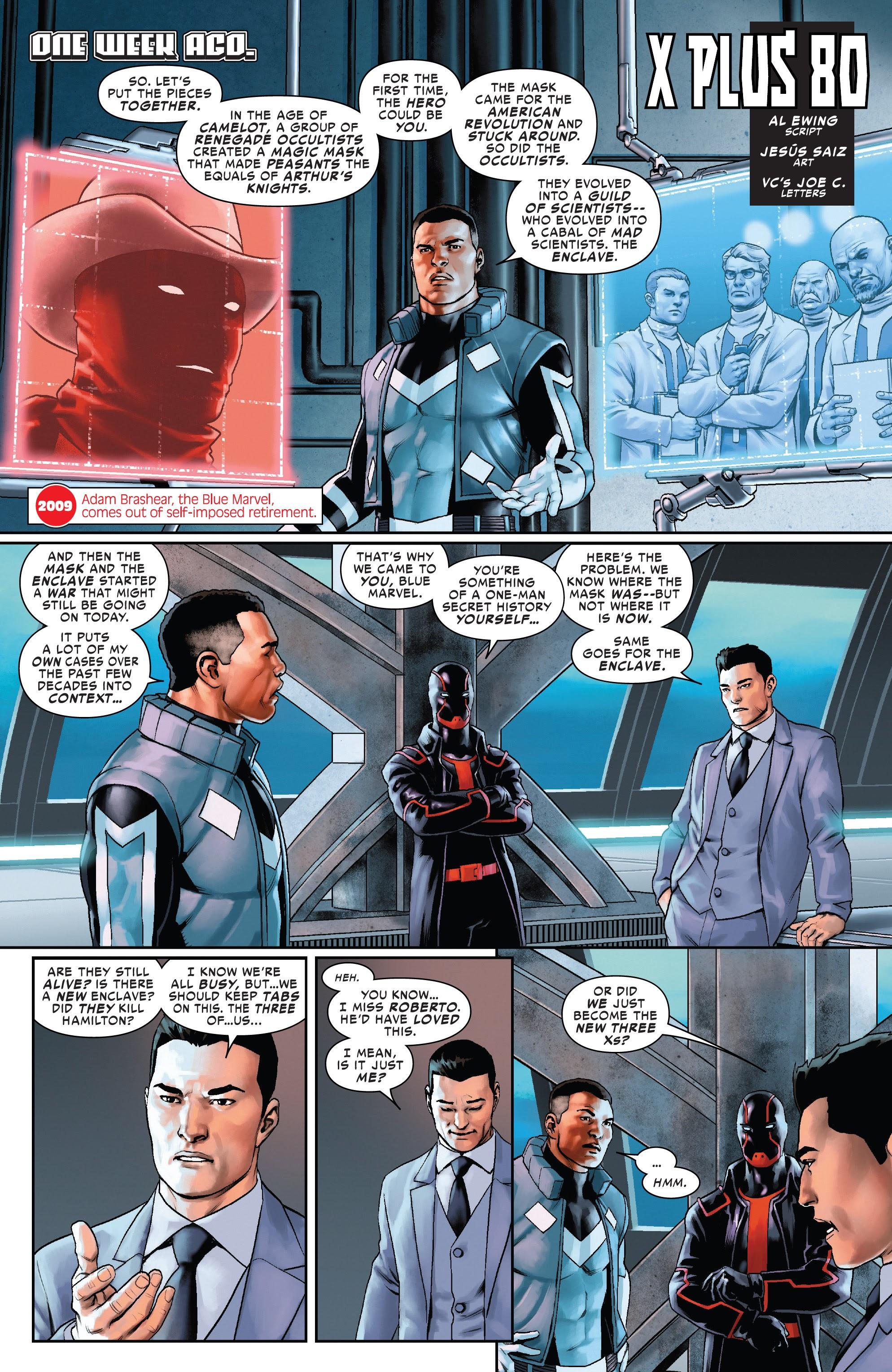 Read online Marvel Comics (2019) comic -  Issue #1000 - 73