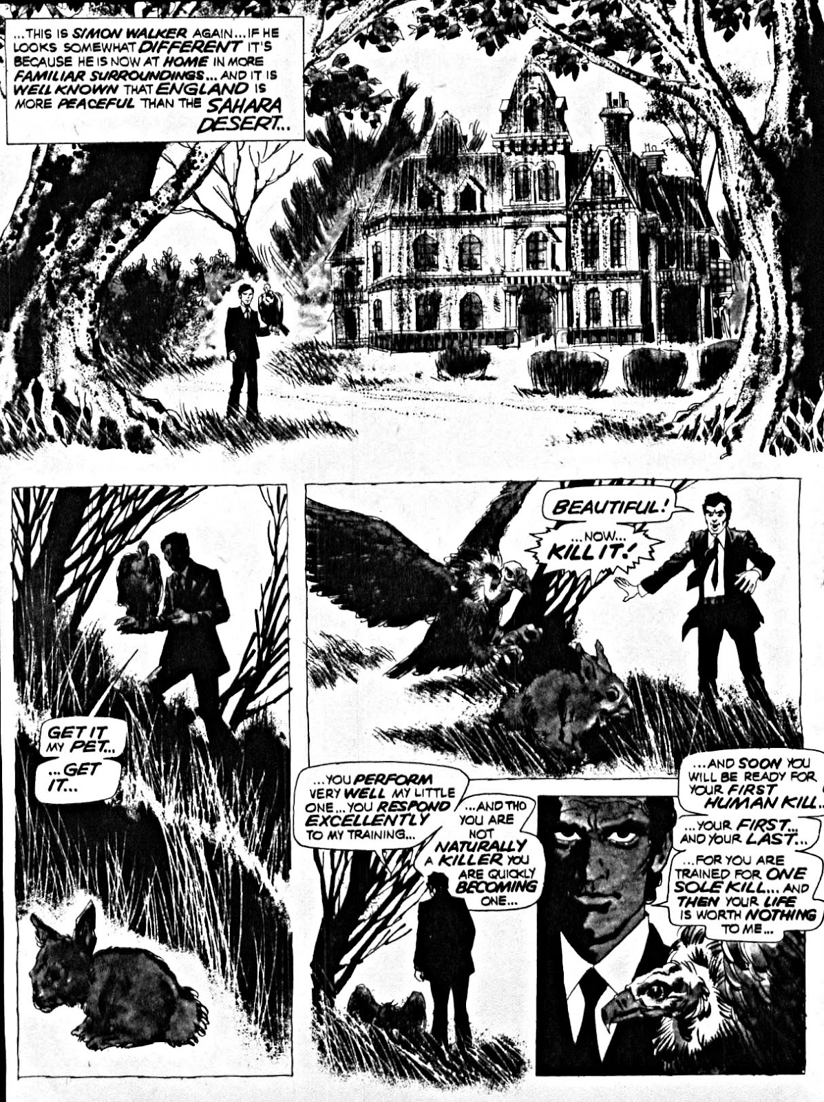 Nightmare (1970) issue 18 - Page 37
