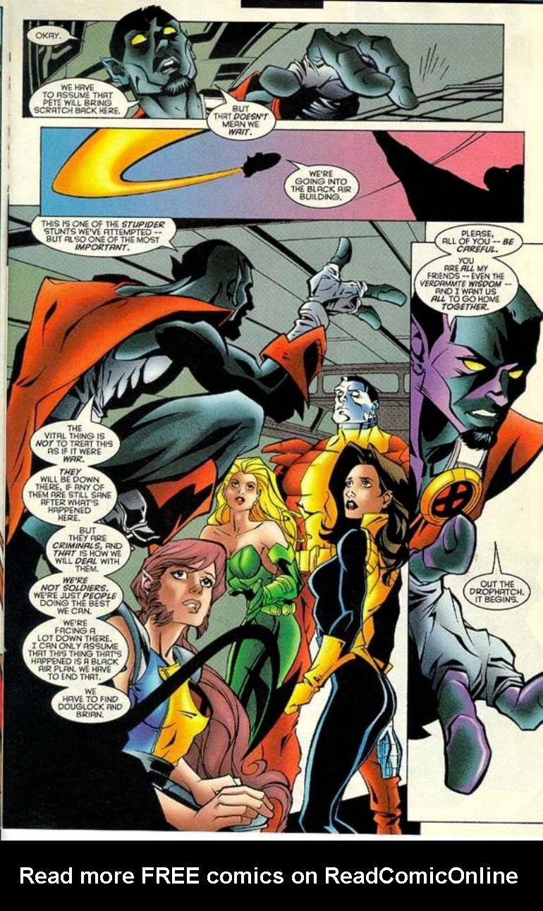 Excalibur (1988) issue 100 - Page 8