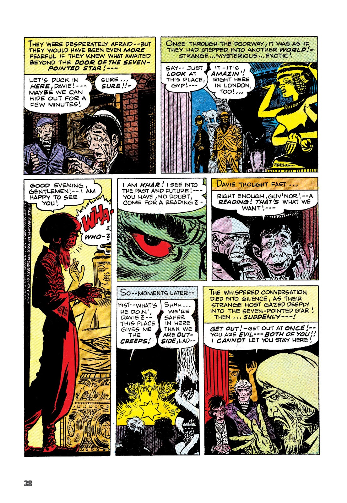 Read online The Joe Kubert Archives comic -  Issue # TPB (Part 1) - 49
