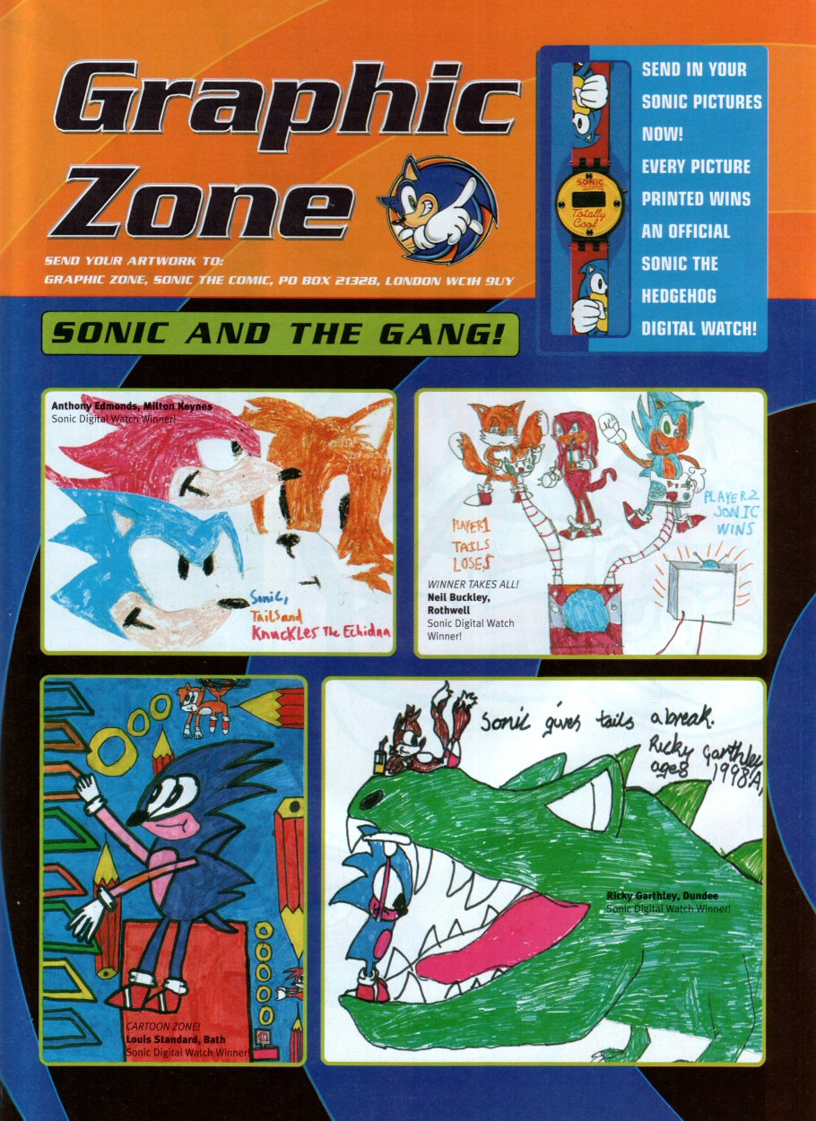 Read online Sonic the Comic comic -  Issue #177 - 9