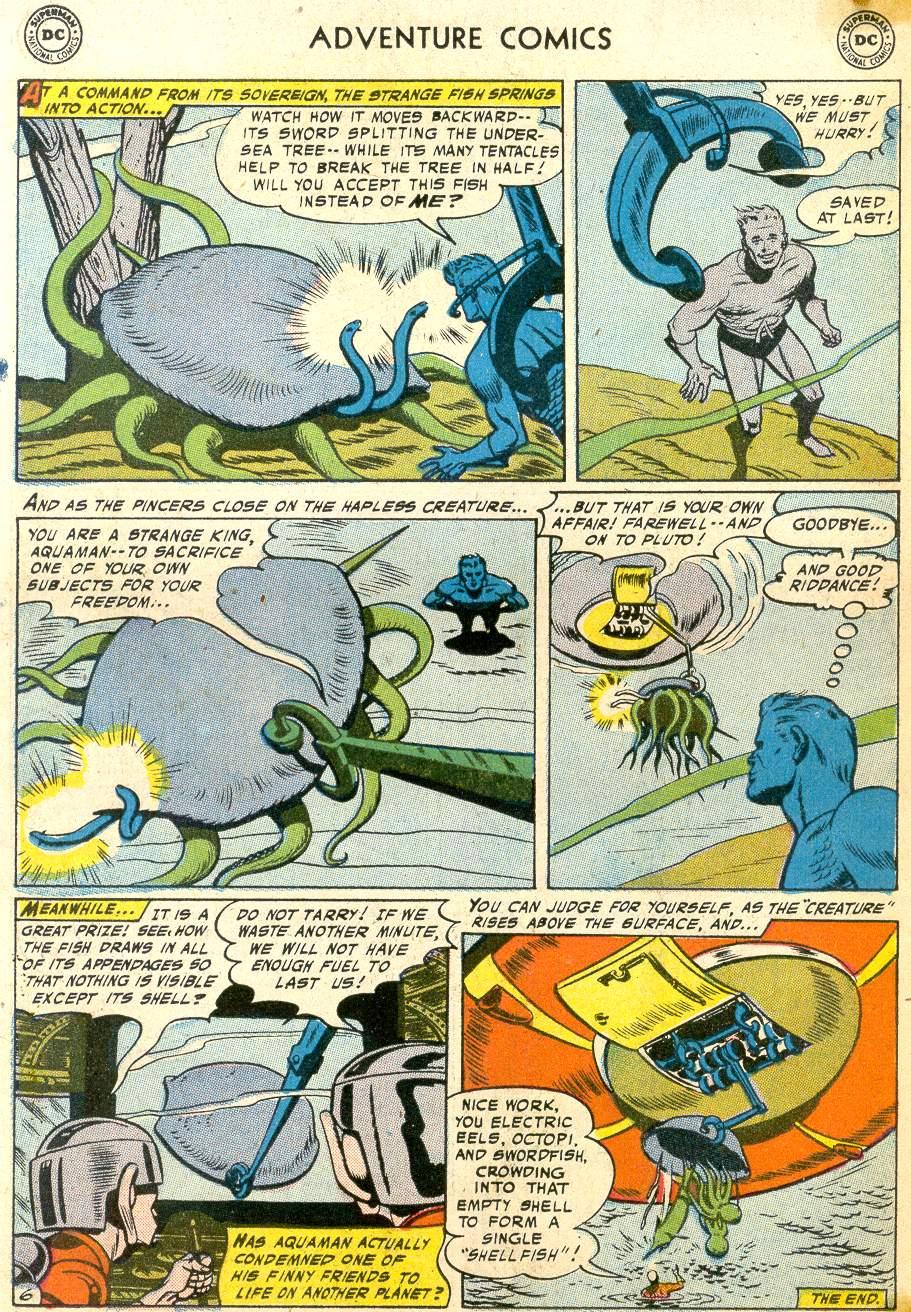 Read online Adventure Comics (1938) comic -  Issue #215 - 22