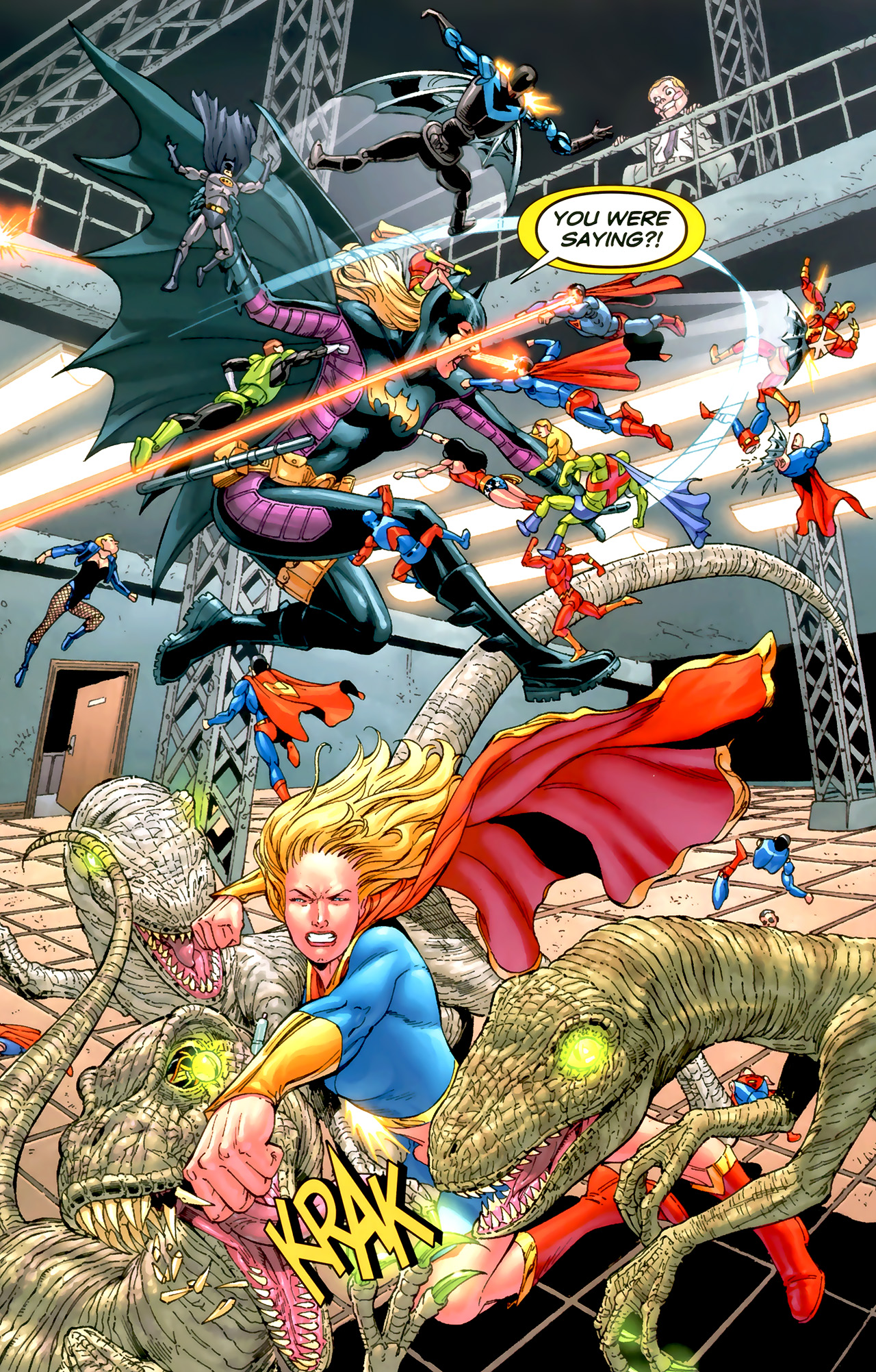 Read online World's Finest (2009) comic -  Issue #3 - 13