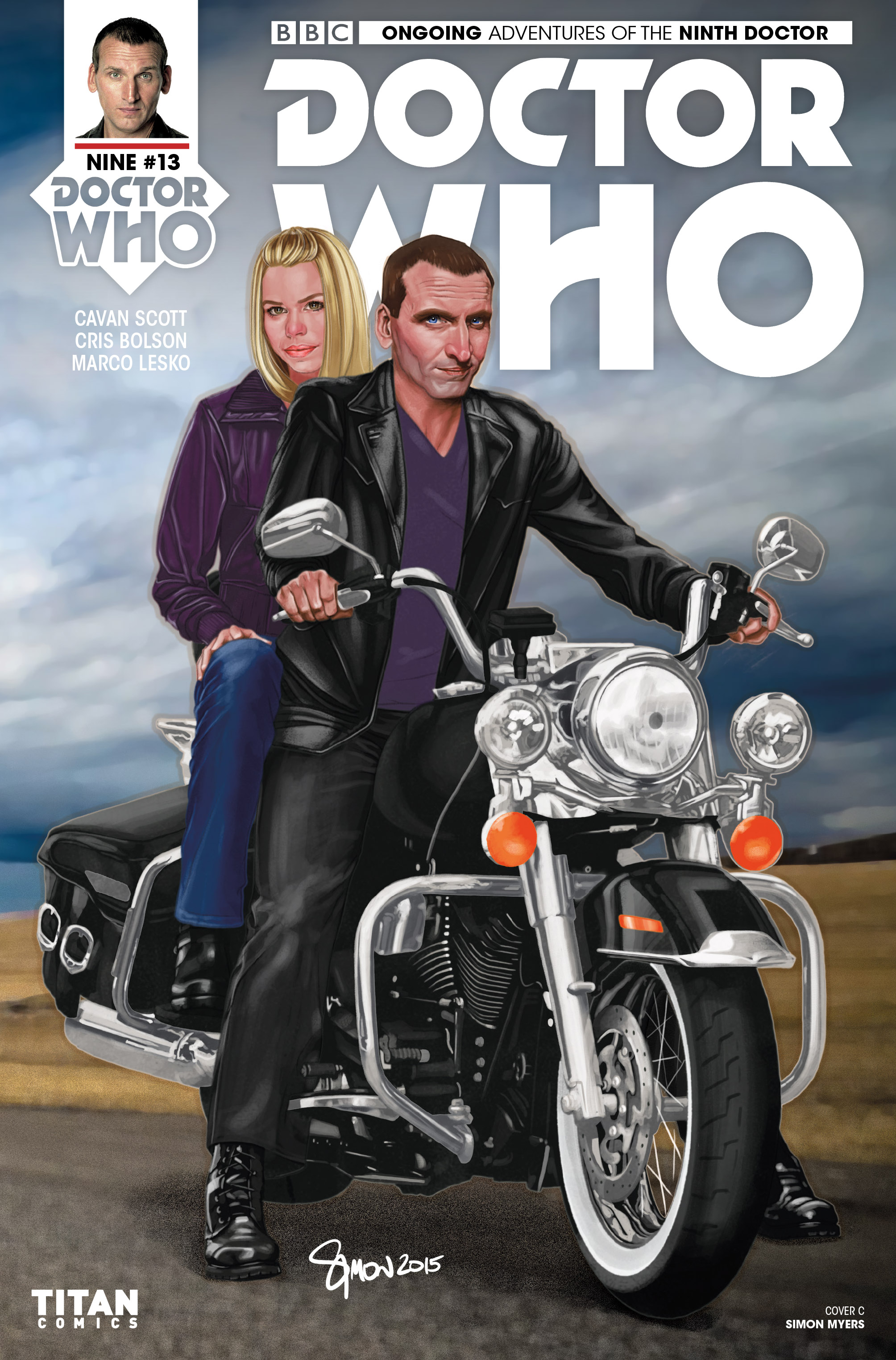 Read online Doctor Who: The Ninth Doctor (2016) comic -  Issue #13 - 3