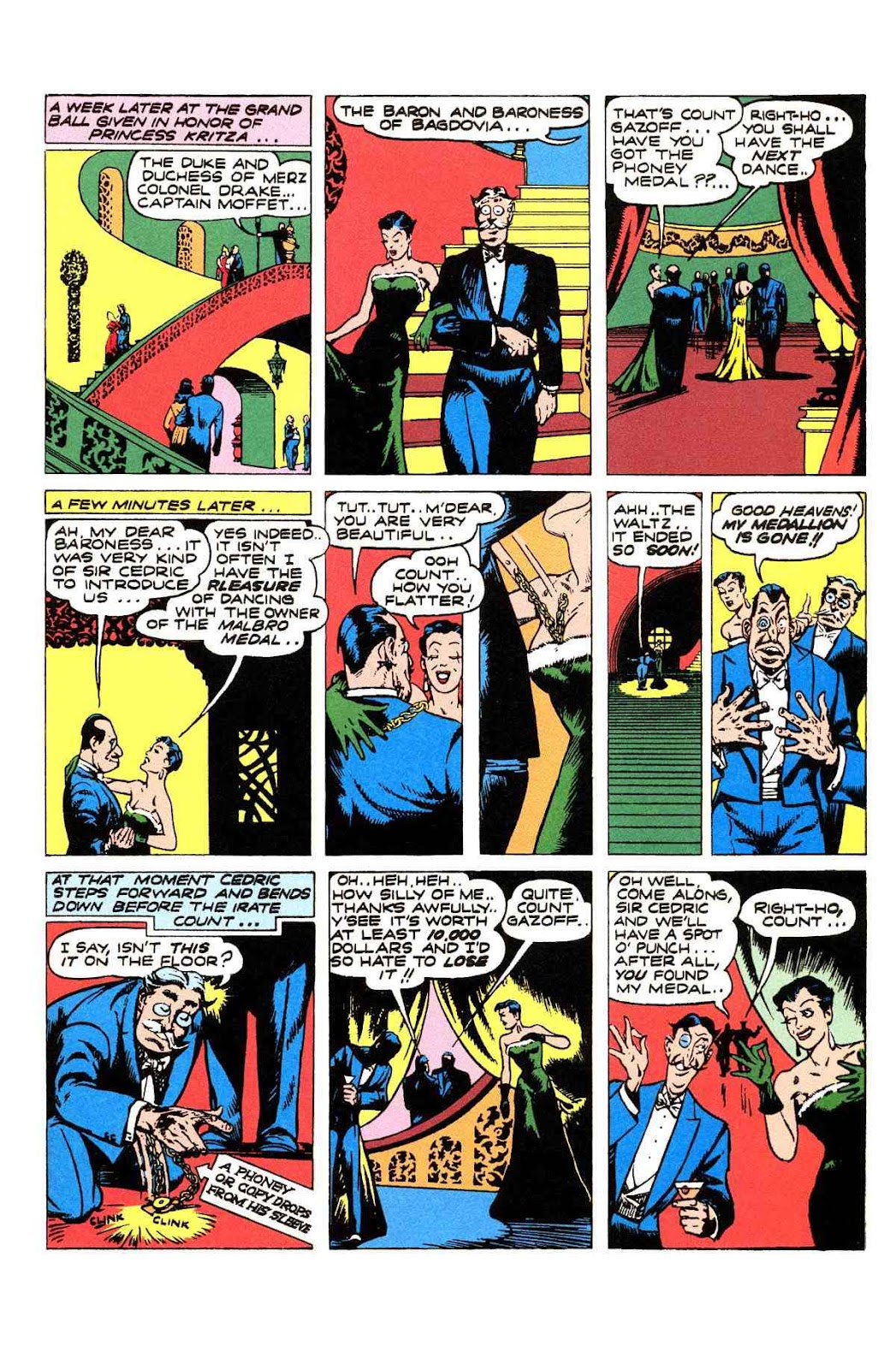 Read online Will Eisner's The Spirit Archives comic -  Issue # TPB 2 (Part 1) - 83