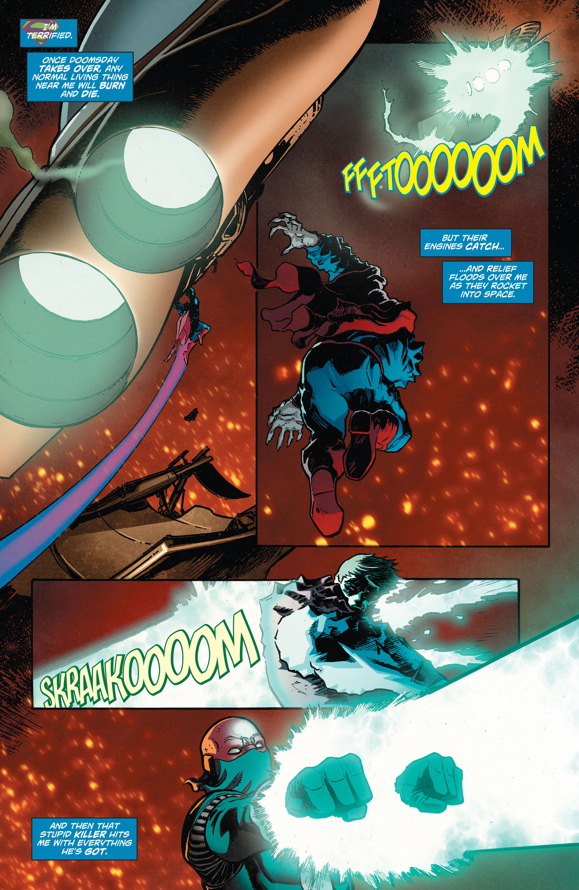 Read online Action Comics (2011) comic -  Issue #33 - 13