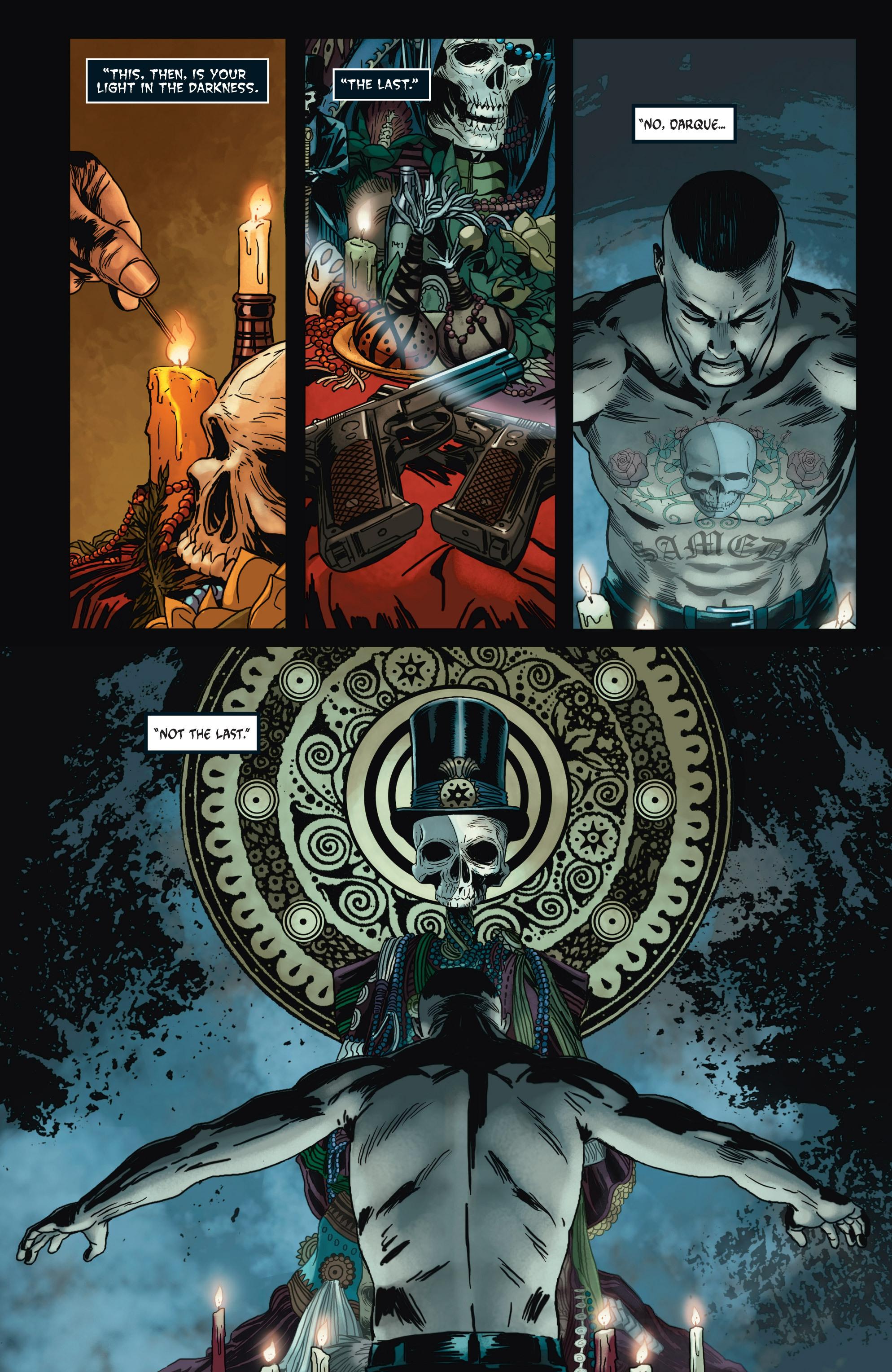 Read online Shadowman (2012) comic -  Issue #6 - 3