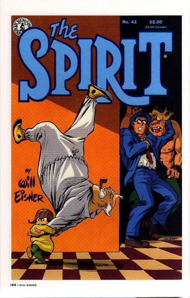 Read online Will Eisner's The Spirit Archives comic -  Issue # TPB 26 (Part 2) - 93