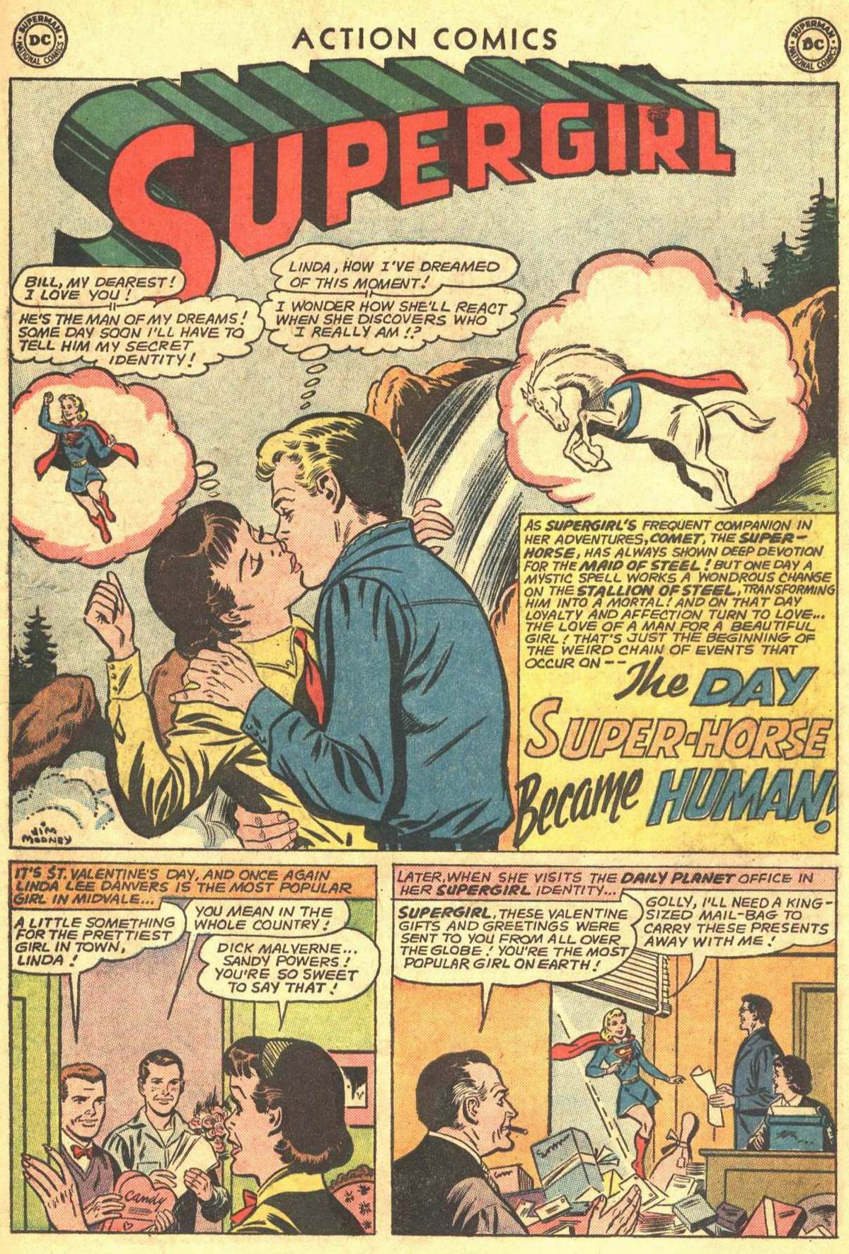 Action Comics (1938) 311 Page 18
