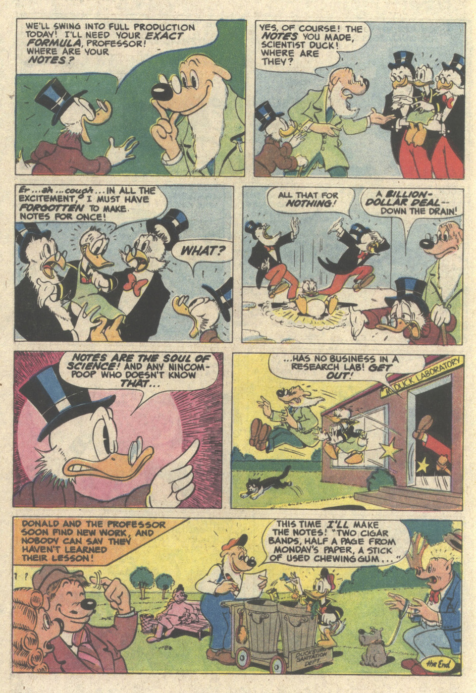 Walt Disney's Donald Duck (1986) issue 249 - Page 12