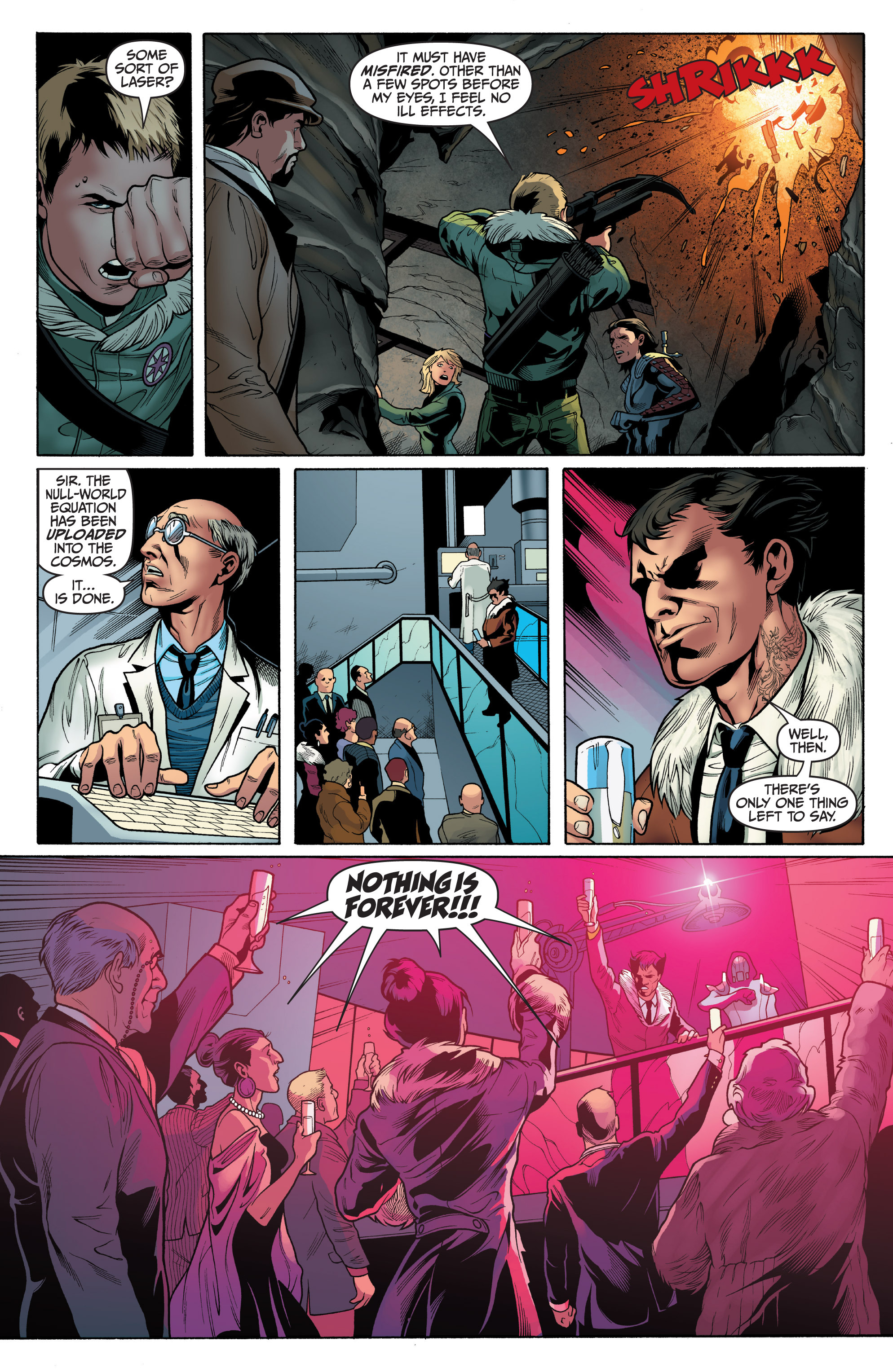 Read online Archer and Armstrong comic -  Issue #8 - 14