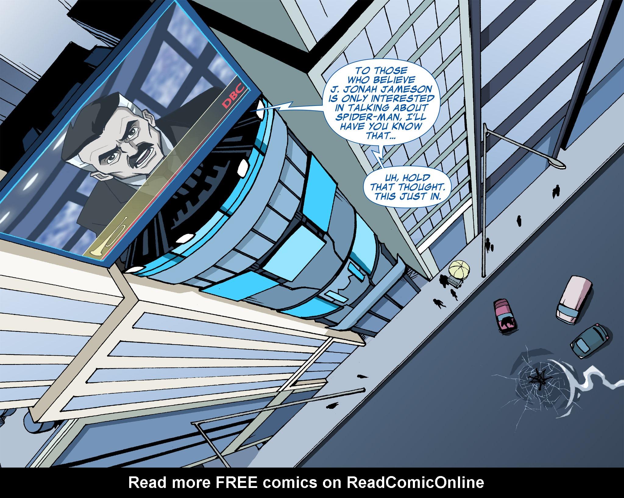 Read online Ultimate Spider-Man (Infinite Comics) (2015) comic -  Issue #5 - 35