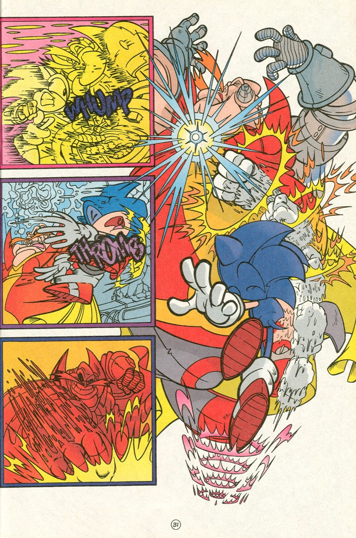 Read online Sonic Super Special comic -  Issue #6 - The big 50 - 32