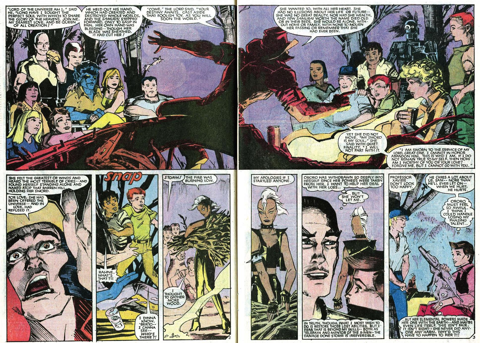 Read online Uncanny X-Men (1963) comic -  Issue # _Annual 8 - 4