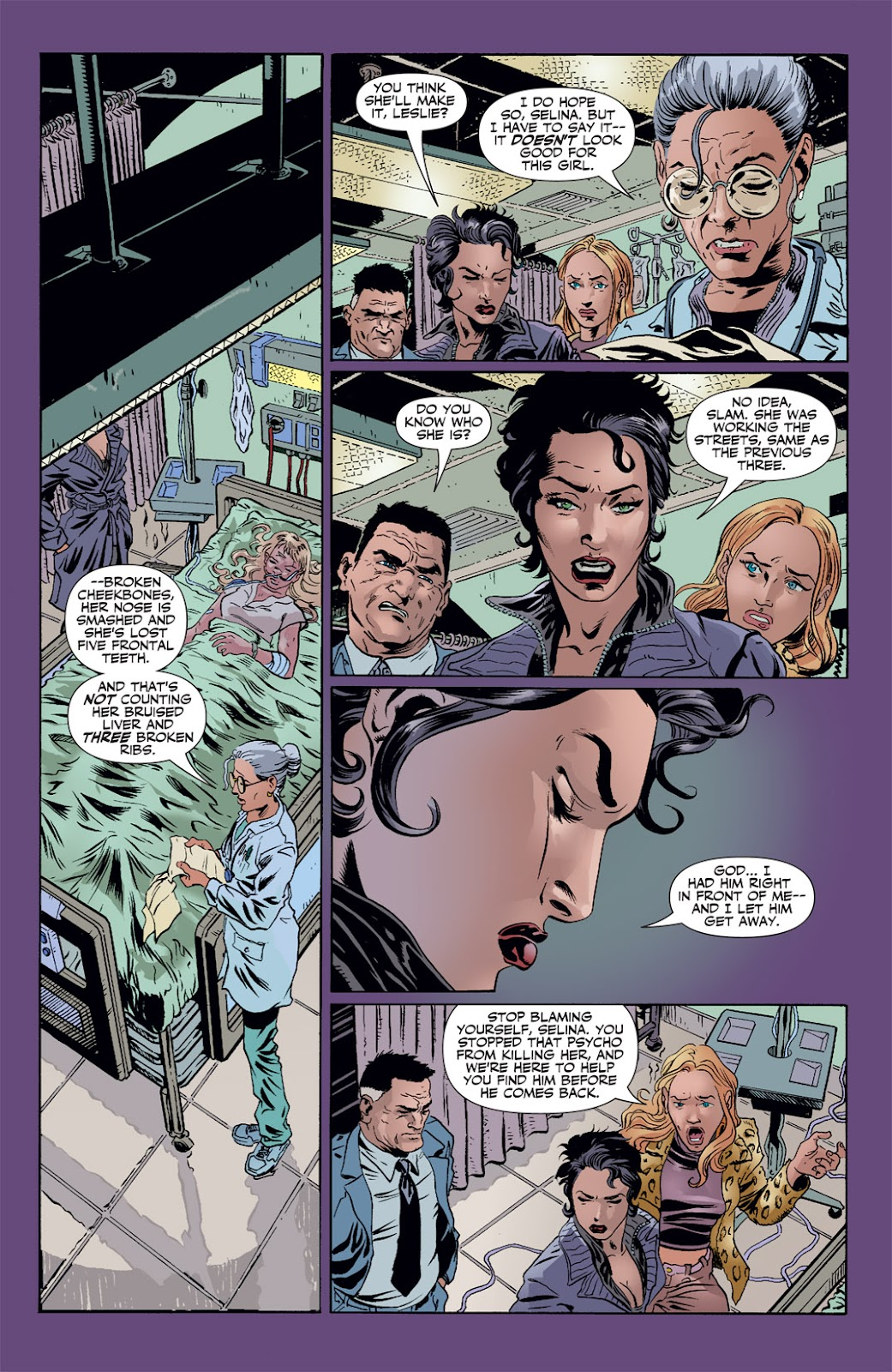 Catwoman (2002) Issue #41 #41 - English 10