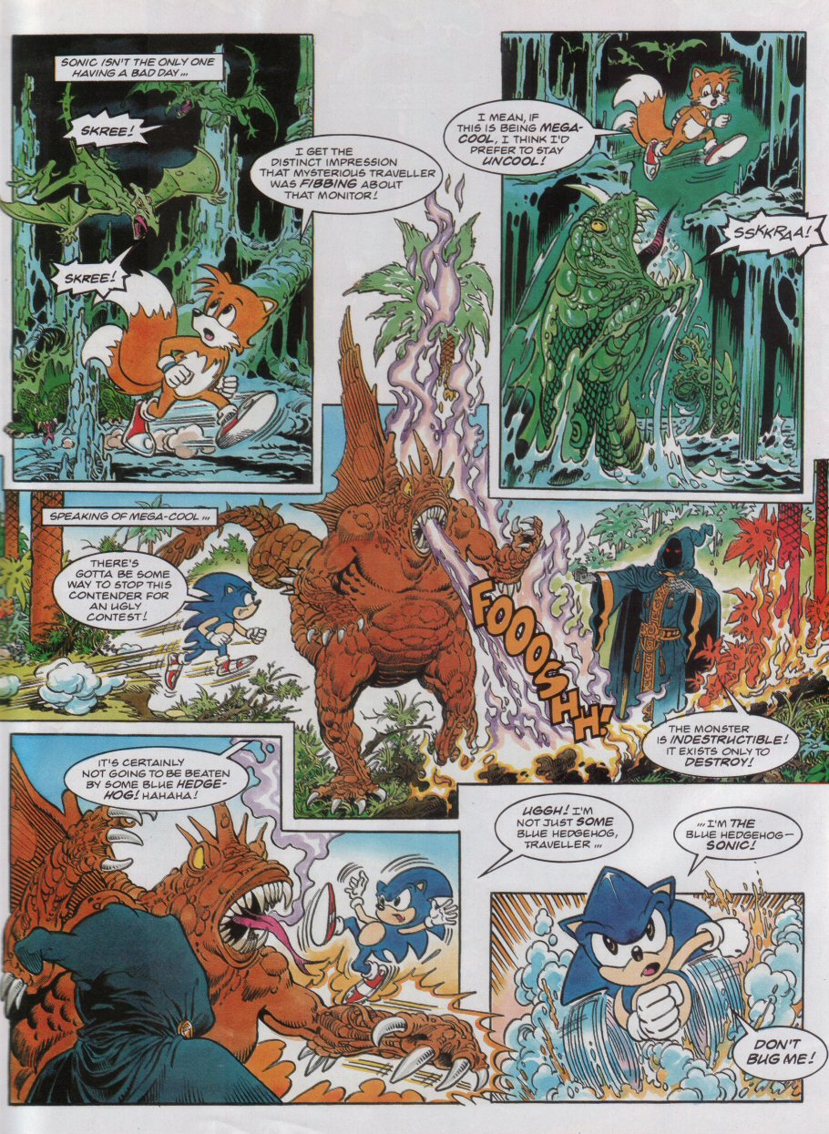 Read online Sonic the Comic comic -  Issue #32 - 6
